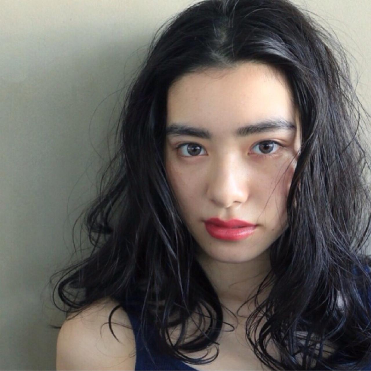 暗めのブルーアッシュは色持ちもUP♪ 高橋 忍 | nanuk渋谷店(ナヌーク)