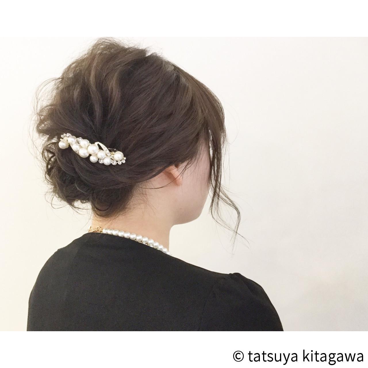 ドレスに合わせて髪型を決めよう♪ tatsuya kitagawa