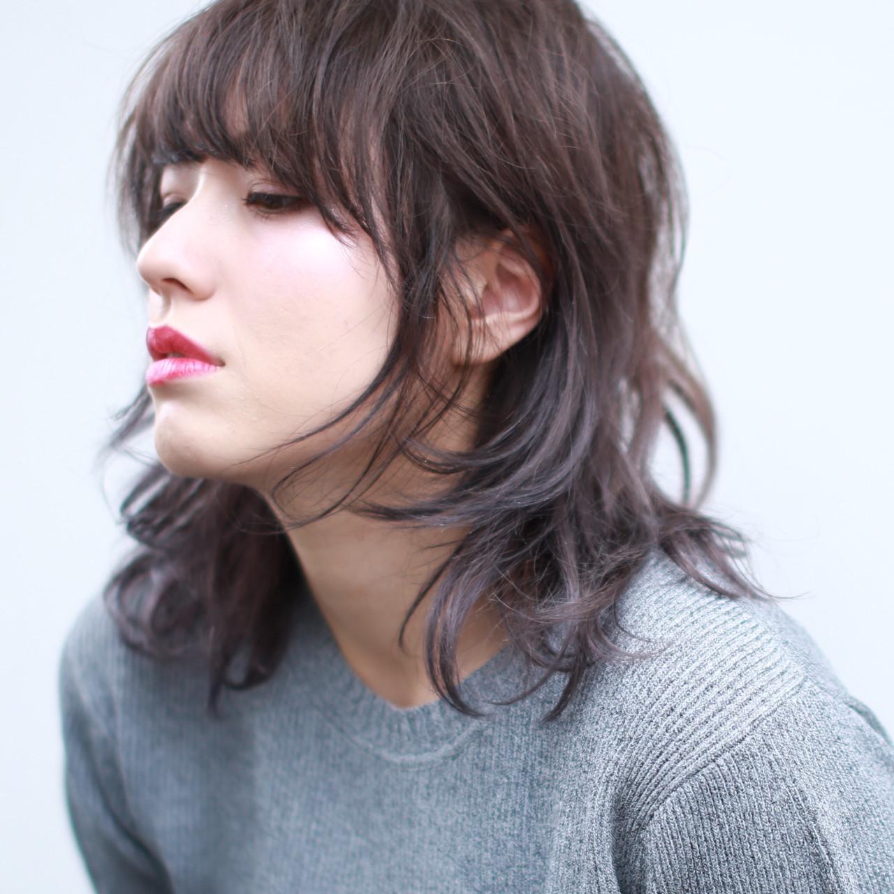 ナチュラルな無造作カールで可愛らしい大人女子に! イマムラ スナオ | hair&make JOJI