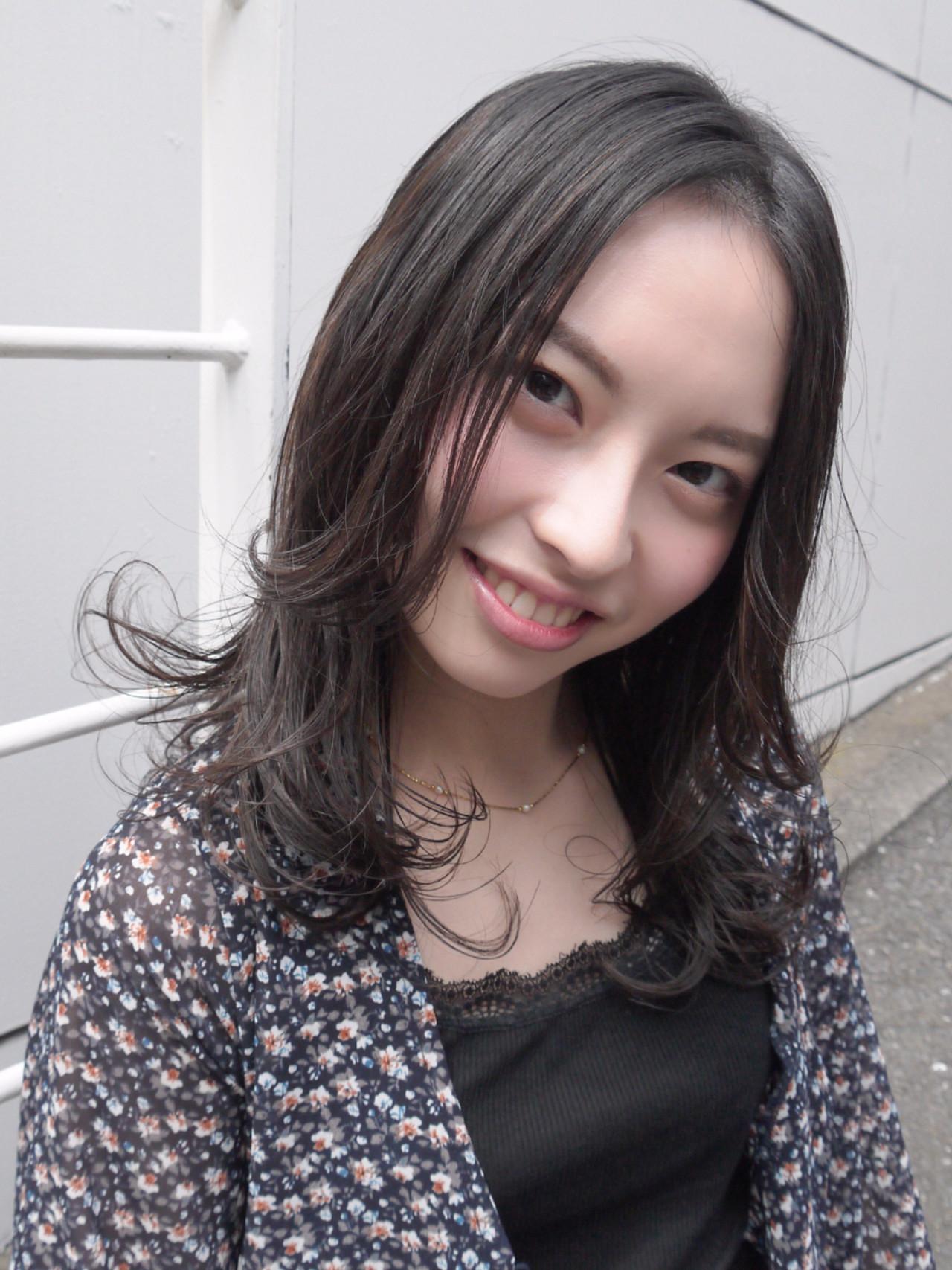 ロングウェーブなら大人カワイイ♡ Hiroki Sakuma | モリオフロムロンドン原宿本店