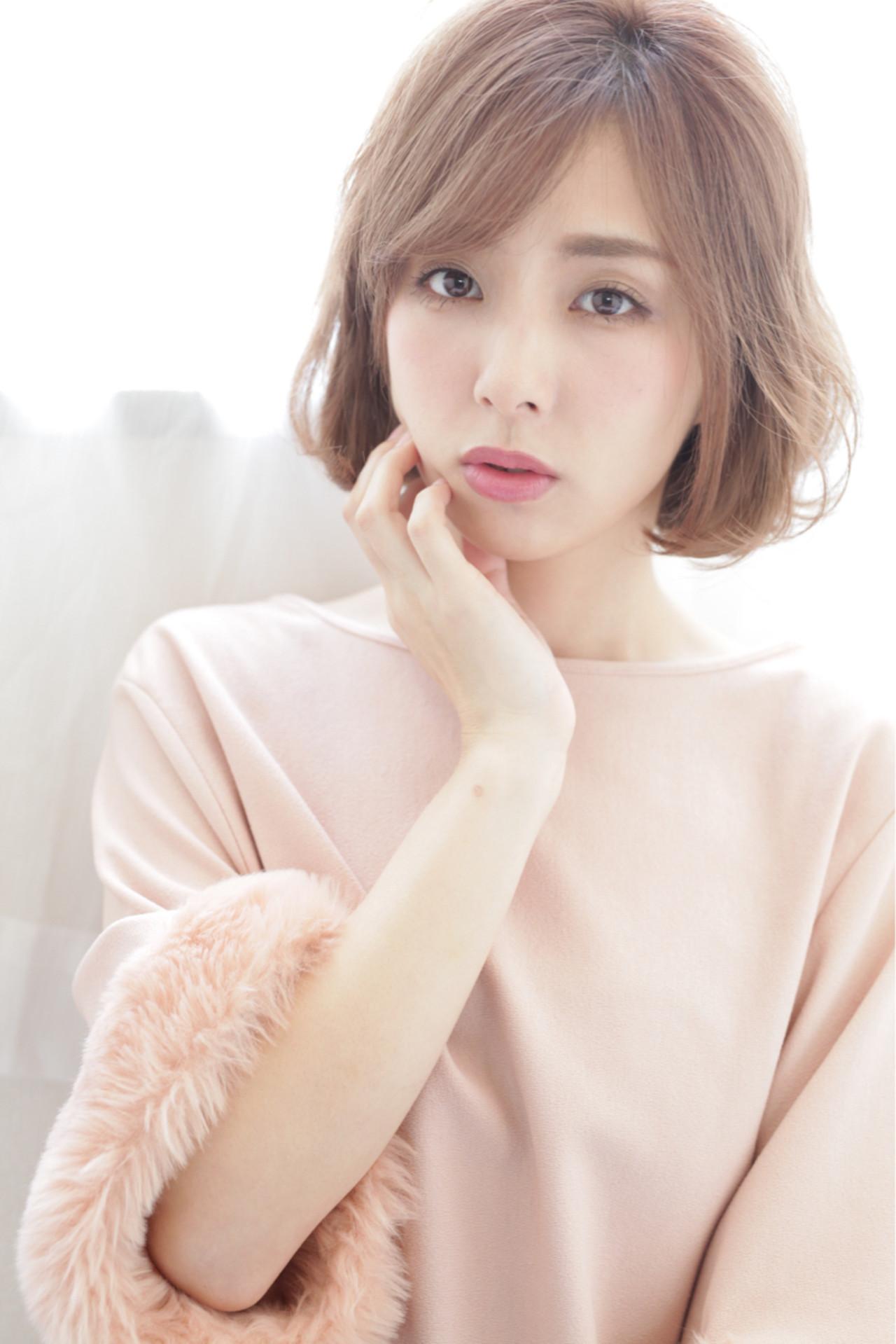 ワンカールボブなら大人カワイイ♡ 石田 学史 | DISHEL