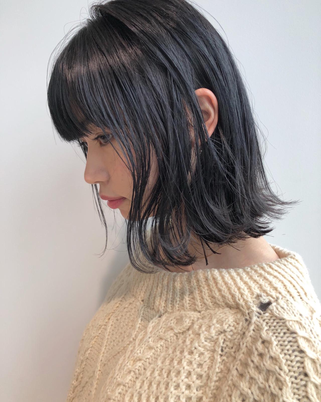 ショートは前髪の切り方次第でかわいく♡ 磯田 基徳