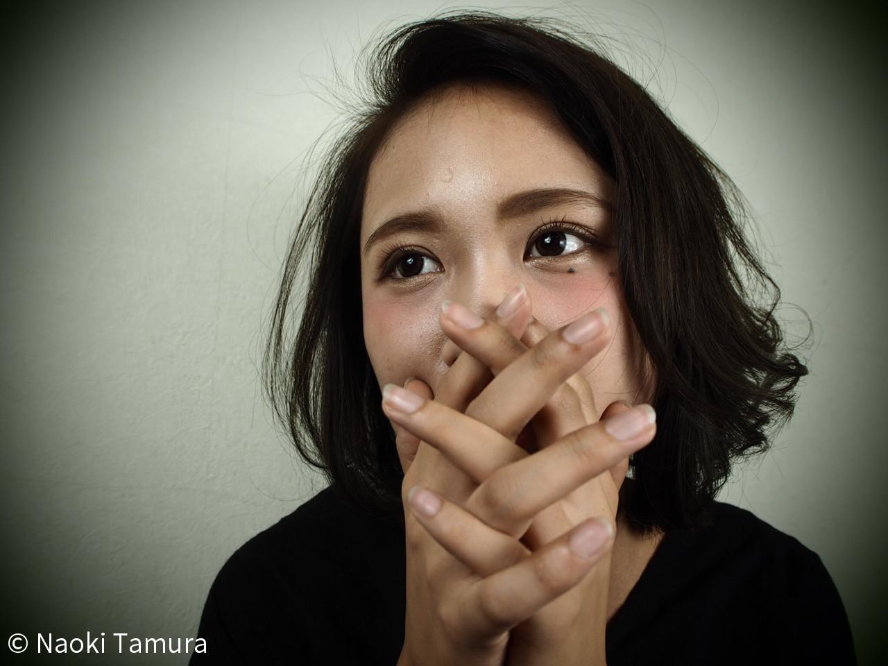 かきあげフレンチボブでフェイスラインをカバー! Naoki Tamura | 仁インターナショナル ナチュラリー アライブ