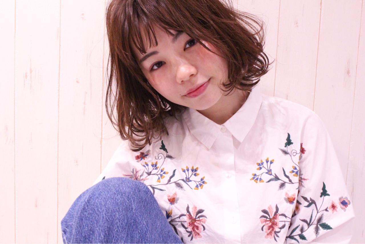 ピンクブラウンの髪色が似合う人って? Nakamura Gota