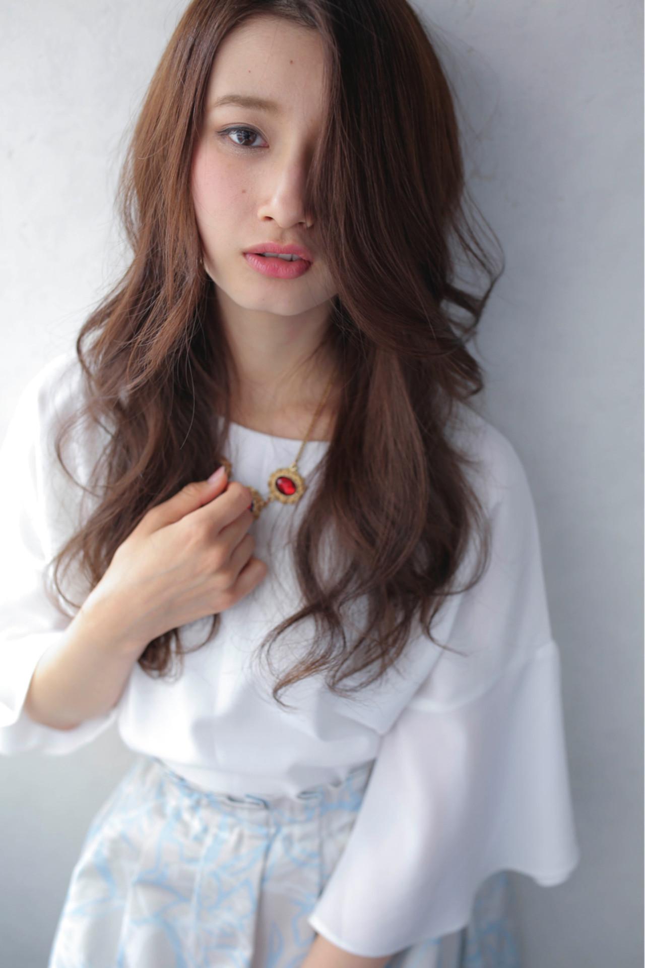 毎日ラクチン♪パーマという手もあり♡ Yuuki Kamizuru