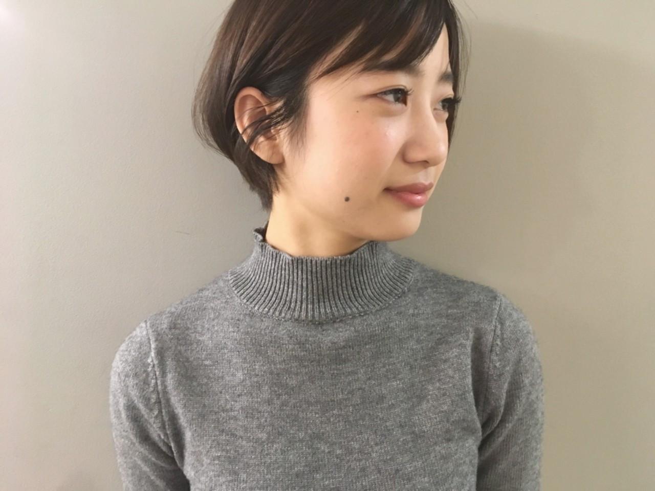 クール感を演出するのならアンニュイショート! 中堂薗 貴博 / LIM | LIM+LIM