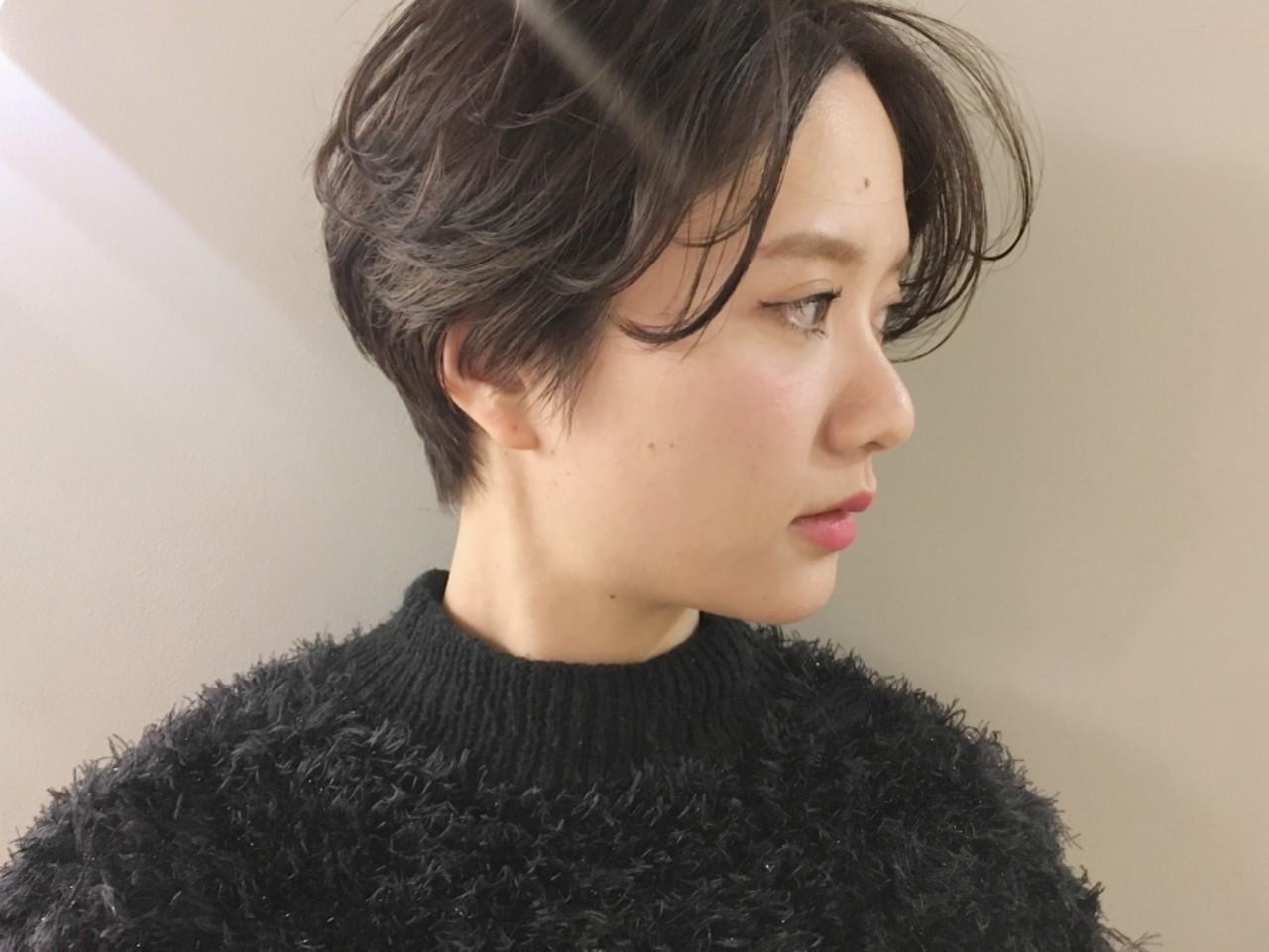 自由な毛先で大人の色っぽさをアピール 中堂薗 貴博 / LIM