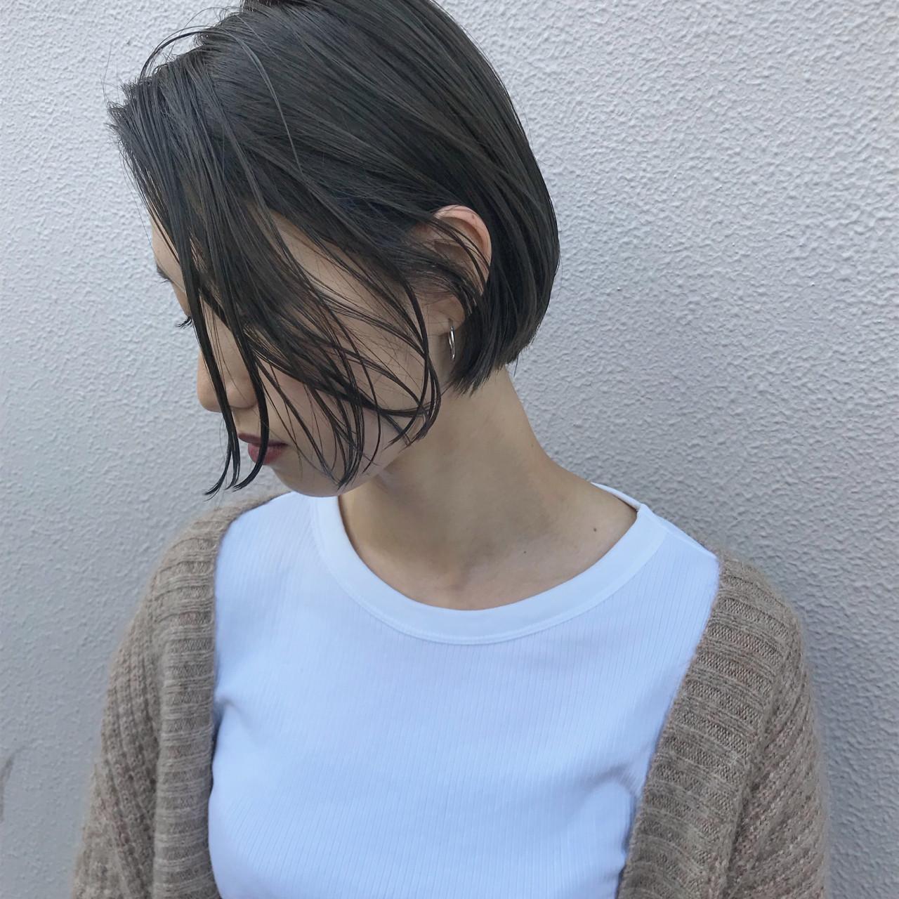 旬な濡れ髪でアンニュイな黒髪に♡ KENTO.NOESALON