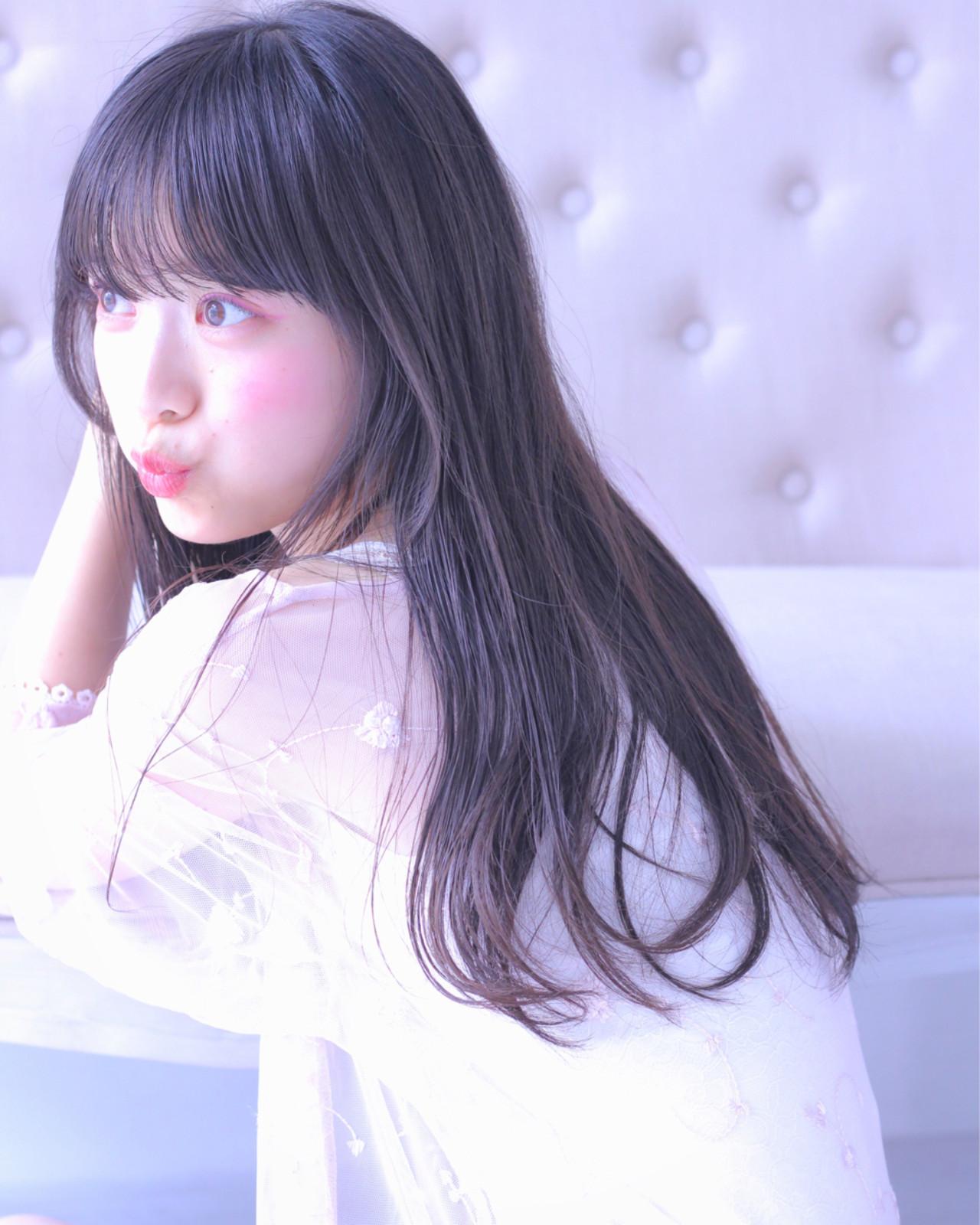 前髪ありなら可愛らしさUP♡ Wataru Maeda | cache cache