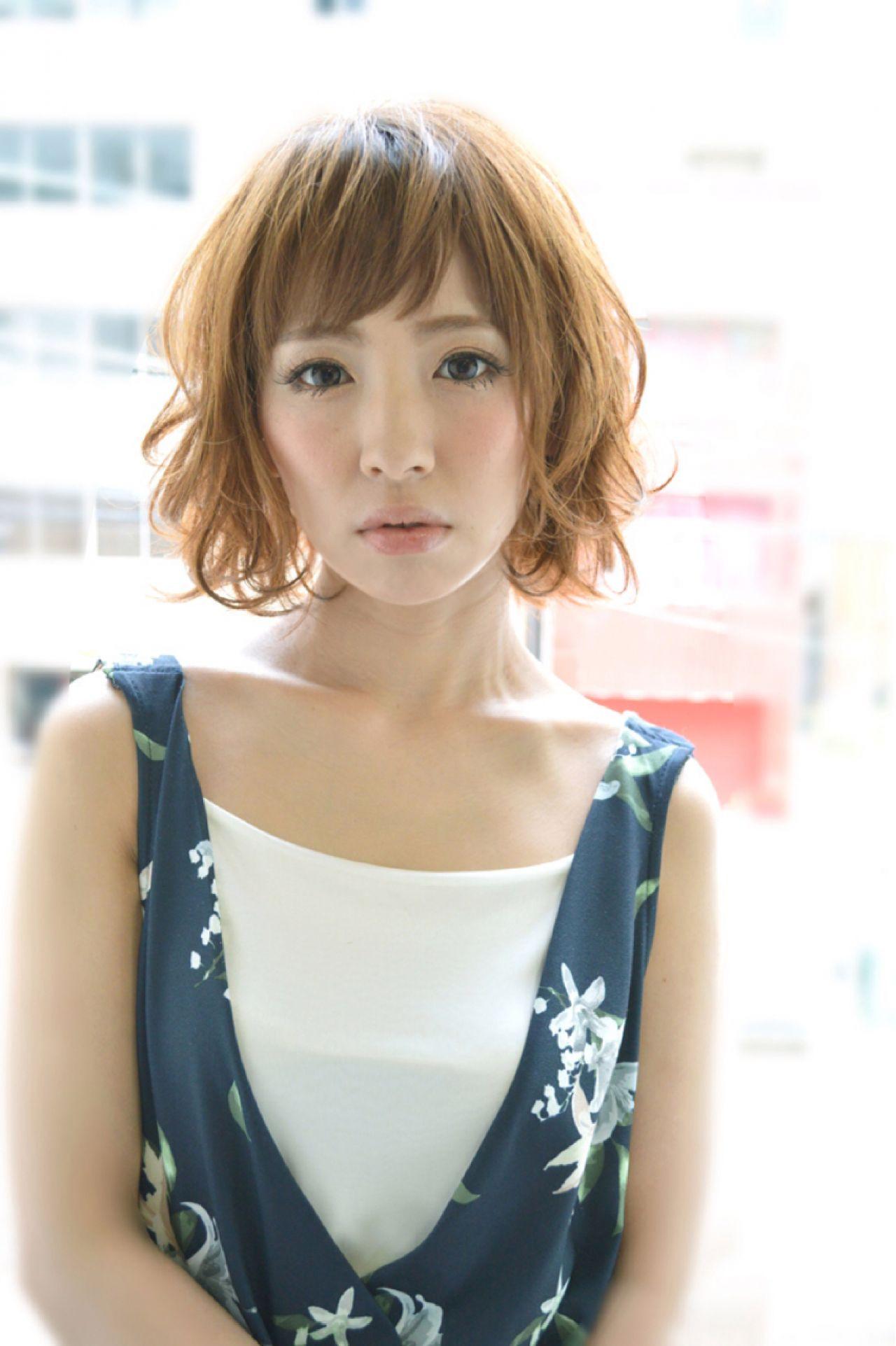 オン眉アシメなら手軽に明るい表情へ! 高山 慎也 | CARE shinsaibashi