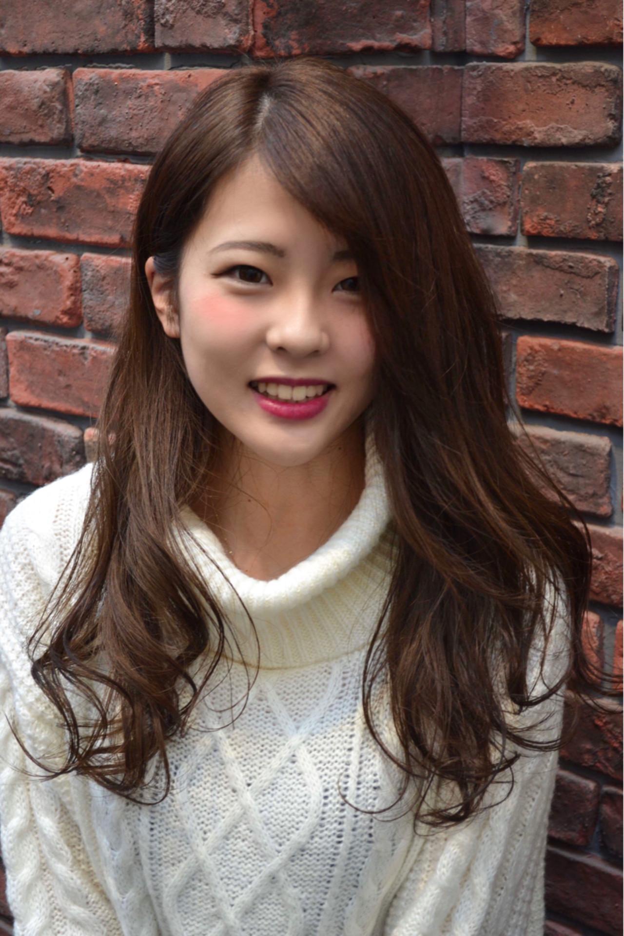 冬にぴったりのモテ髪カラー♡アッシュブラウン 田島 史也 Liberty 福岡 天神