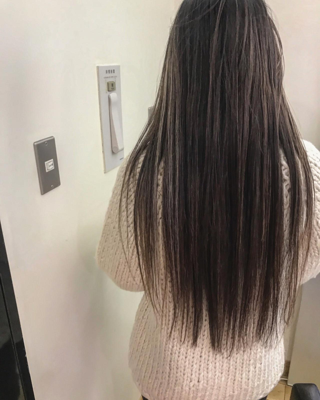 後ろ姿も可愛くなれるヘアスタイル yumiko/sapporoSKNOW