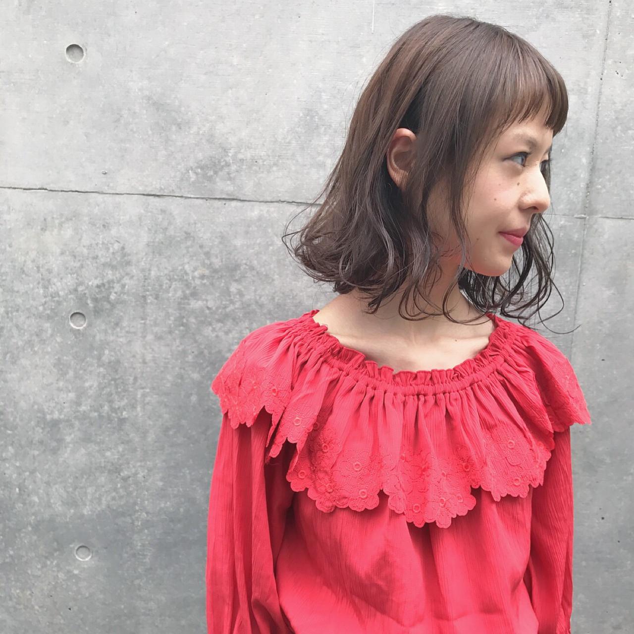 ロブってメリットがたくさんの髪型♡ Wataru Maeda