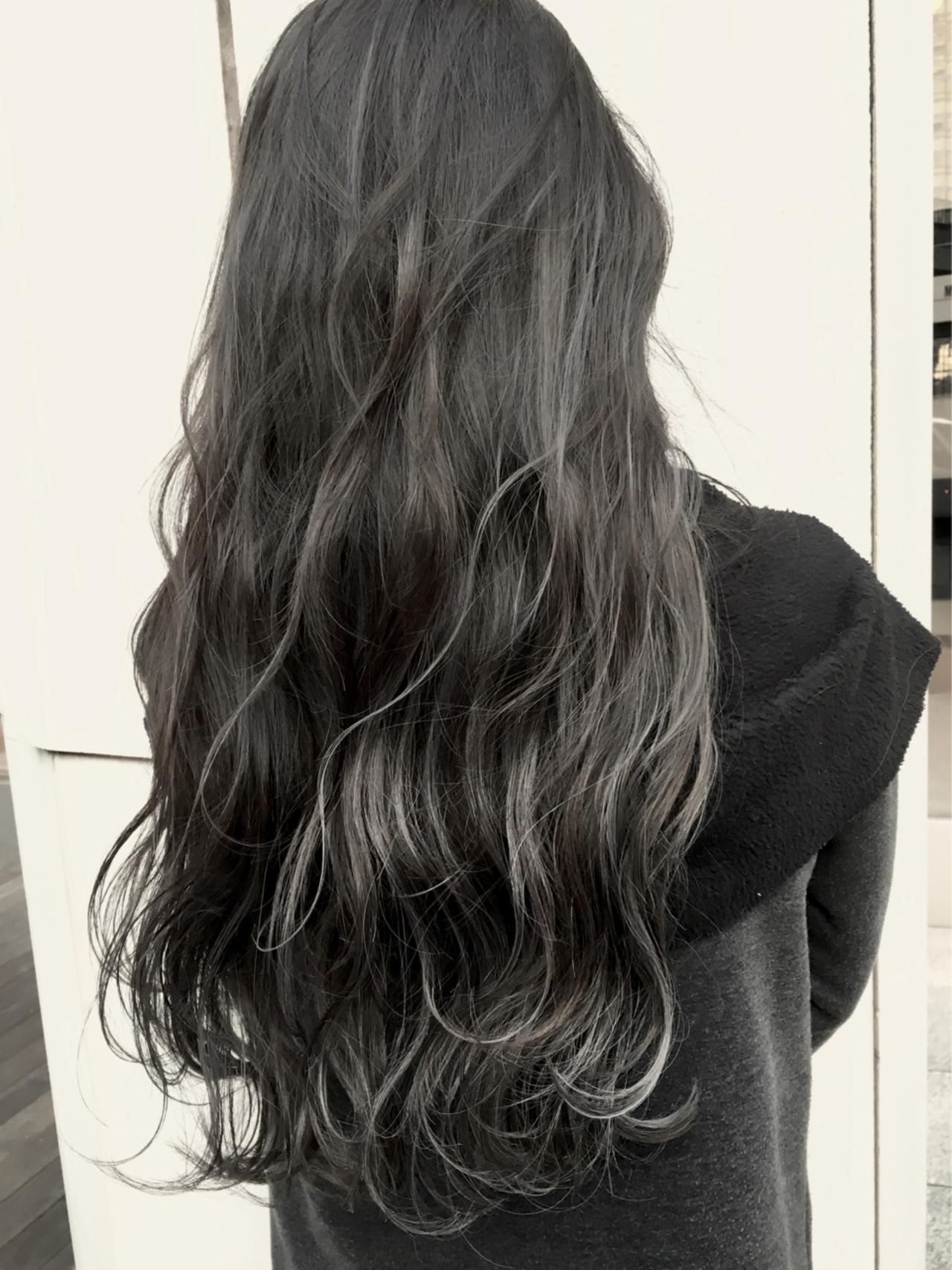 ロングだからこそ!光で透けるように輝く髪に 望月 宣雄/virgo&Ashera