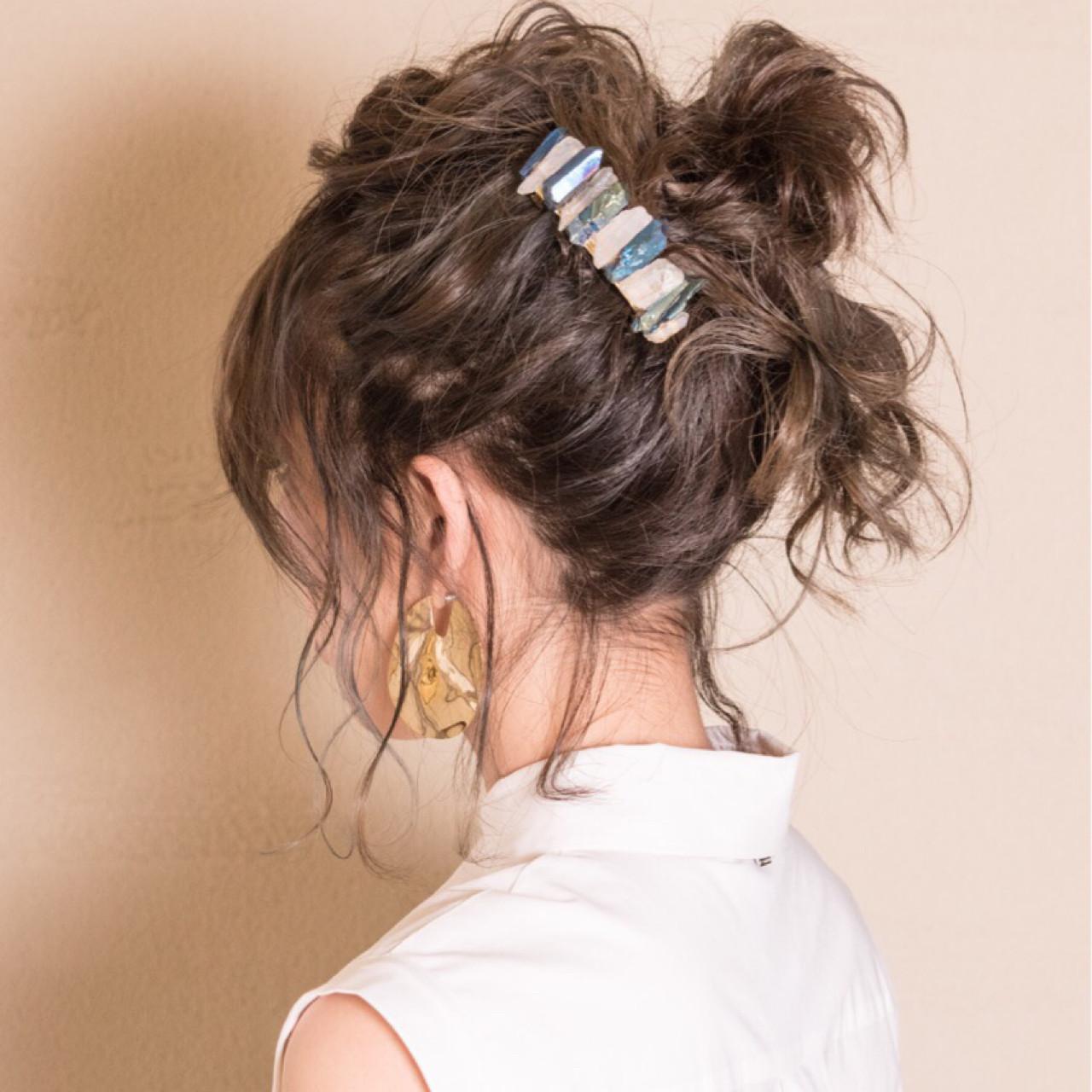 秋 エレガント 透明感 上品 ヘアスタイルや髪型の写真・画像