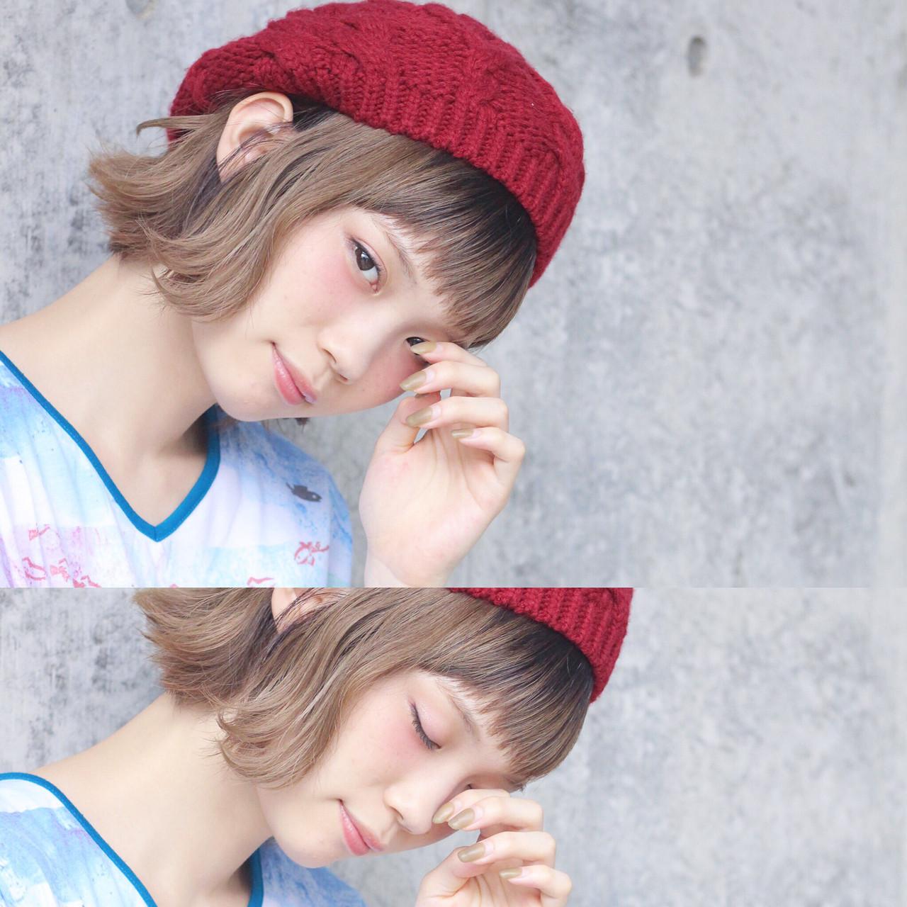 前髪ありで元気な表情を見せて♪ Wataru Maeda