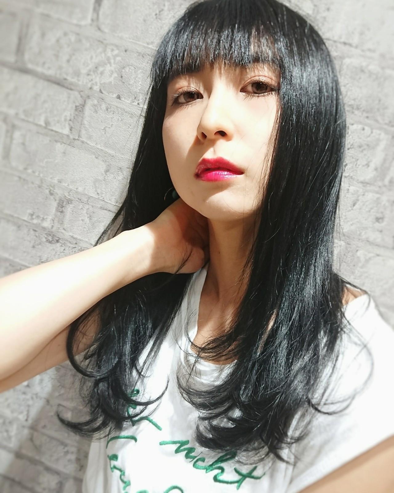 ハイクラスの黒髪ヘア♡一番目だって! 秋山幸太