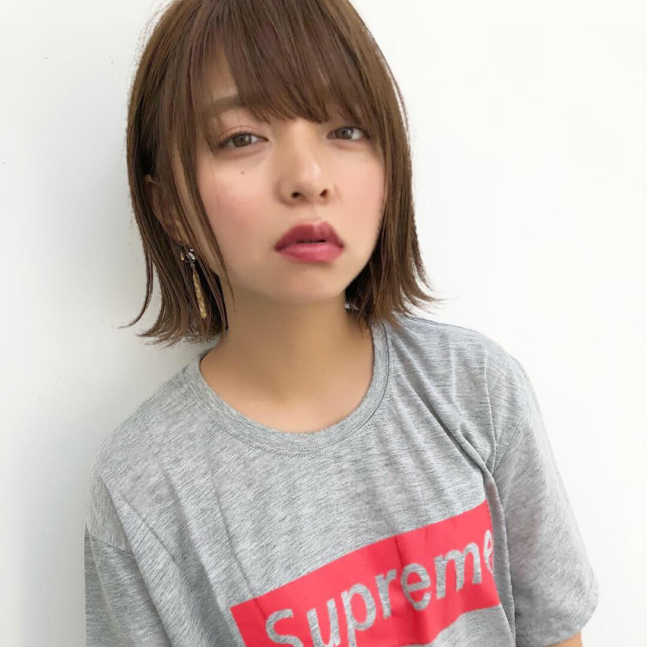 2.日本人に最も多い「丸顔タイプ」 増永 剛大/Un ami