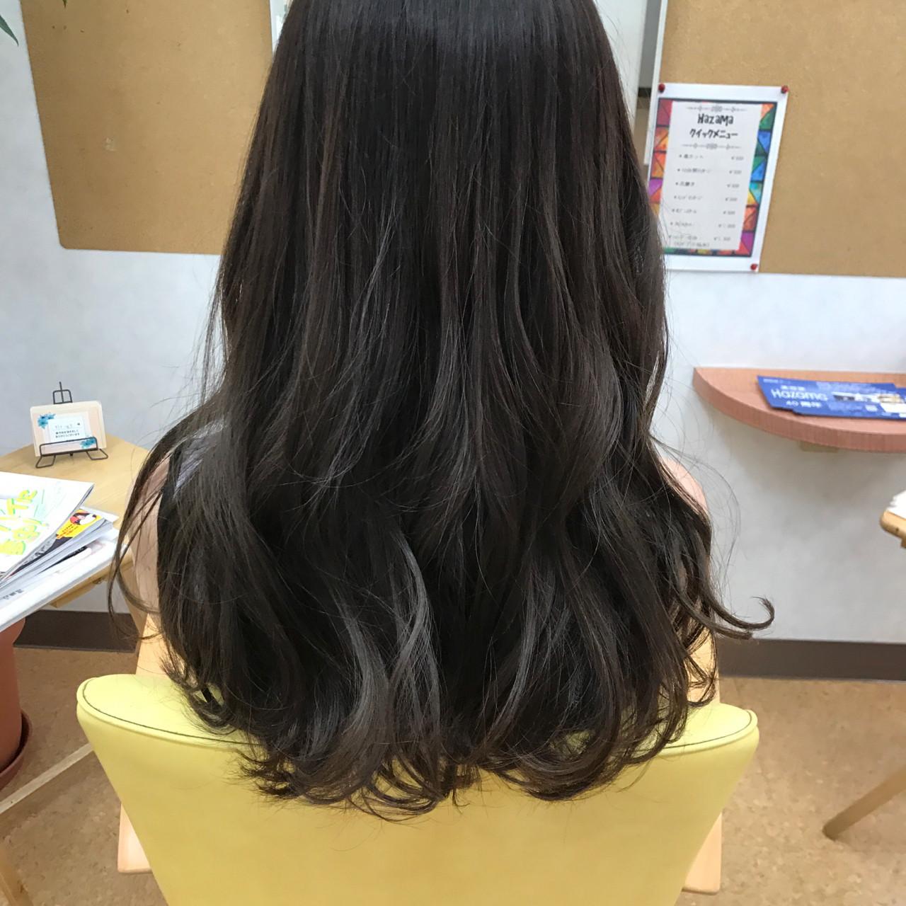 甘い髪色がかわいいチョコレートブラウン タカギツカサ