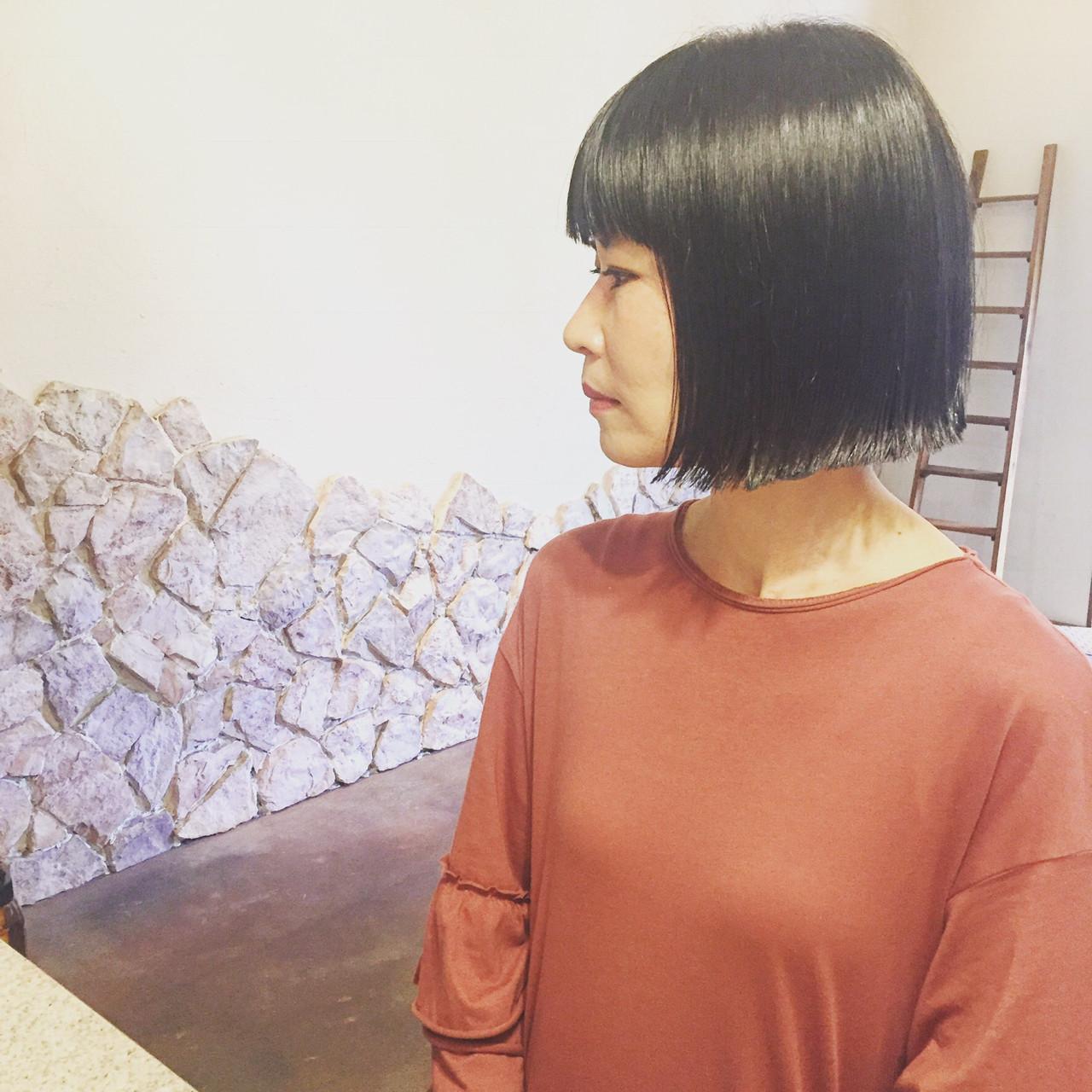 オン眉でモダンなオシャレ上級者♡ 北崎麻美/LUKE福岡⇄dakotaracy東京