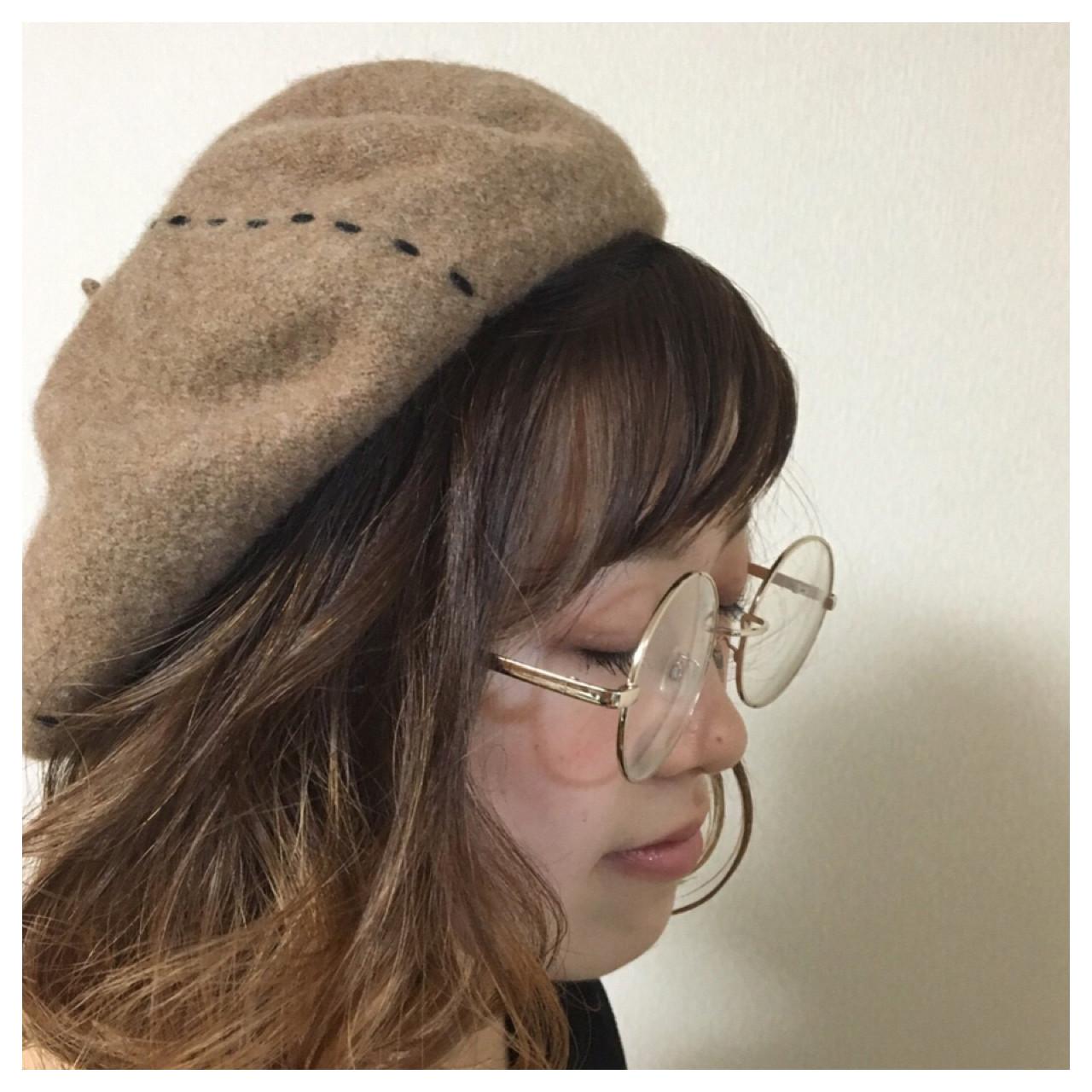 文系っぽ♡簡単にできるベレー帽に合わせヘア SEIYA YAMAMOTO
