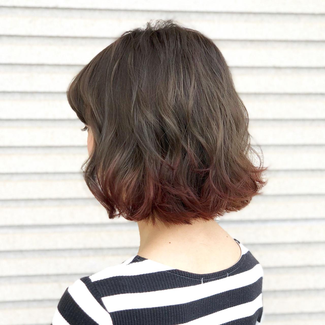 髪に優しい♡ブリーチなしでつくるモテ髪ヘア 古作 蓮