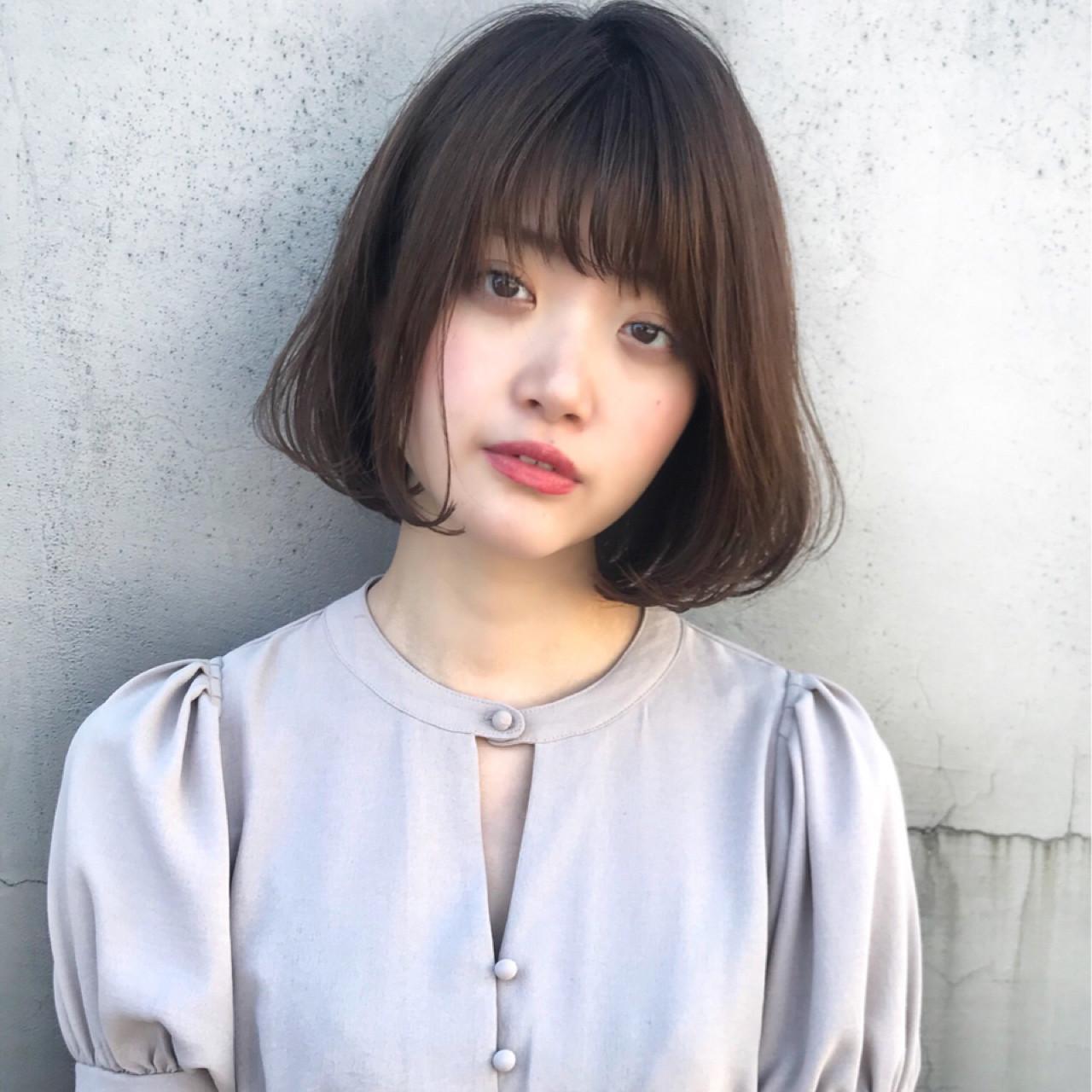 3.面長タイプに似合う髪型とは? MANOHARU 新屋敷
