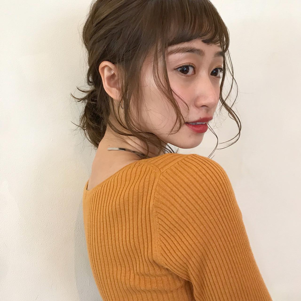 女っぽい束感がGOOD♡ 伊藤愛子 GARDEN