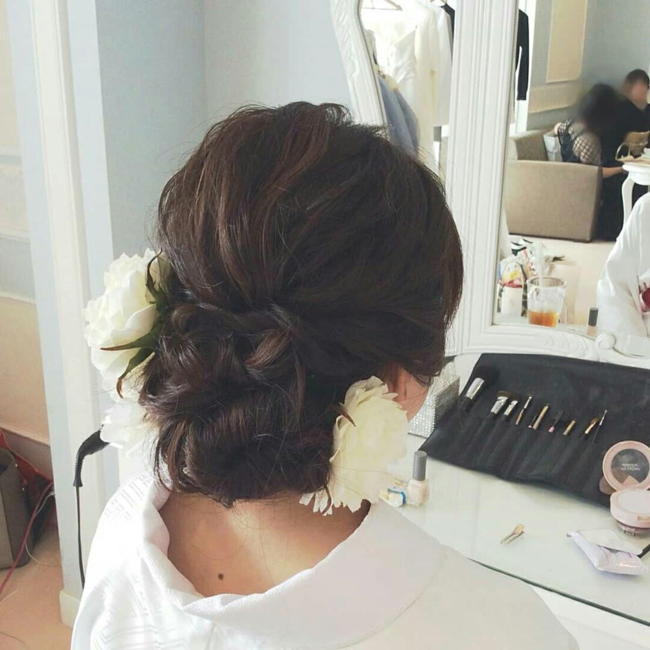 和装におすすめの髪型 rumiLINKS美容室  リンクス美容室