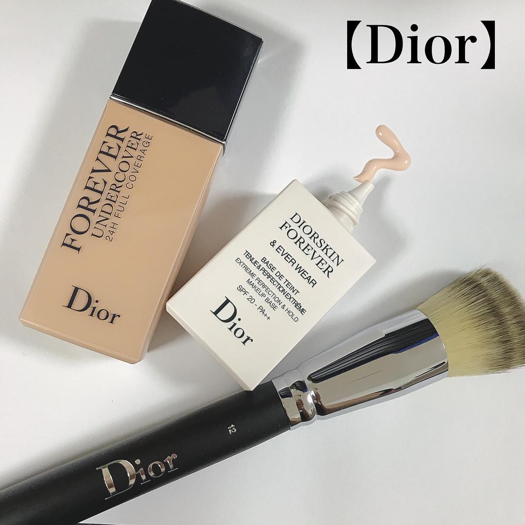 Dior「ディオールスキン フォーエバー アンダーカバー」 xxizumiiixx