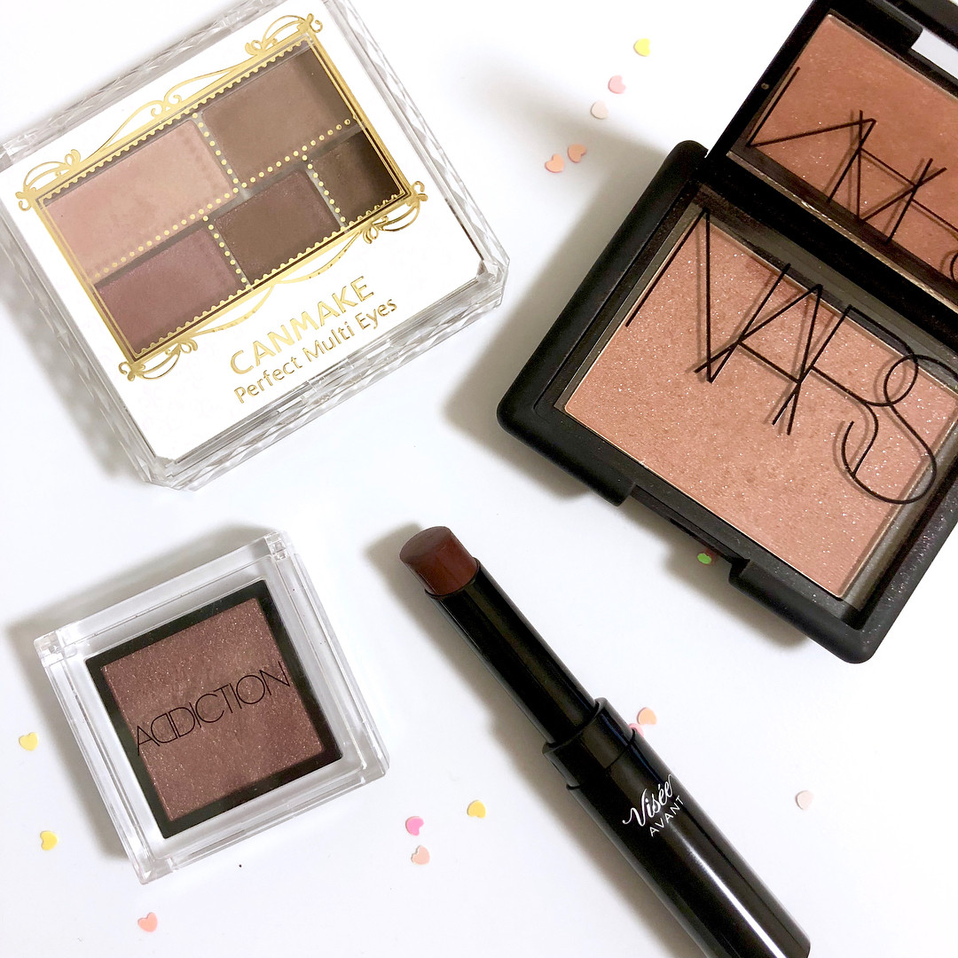 NARS「ブラッシュ 4045」 cocon_makeup