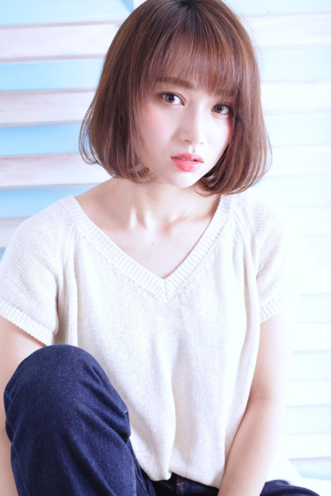 1.卵型タイプに似合う髪型とは? 石田 学史