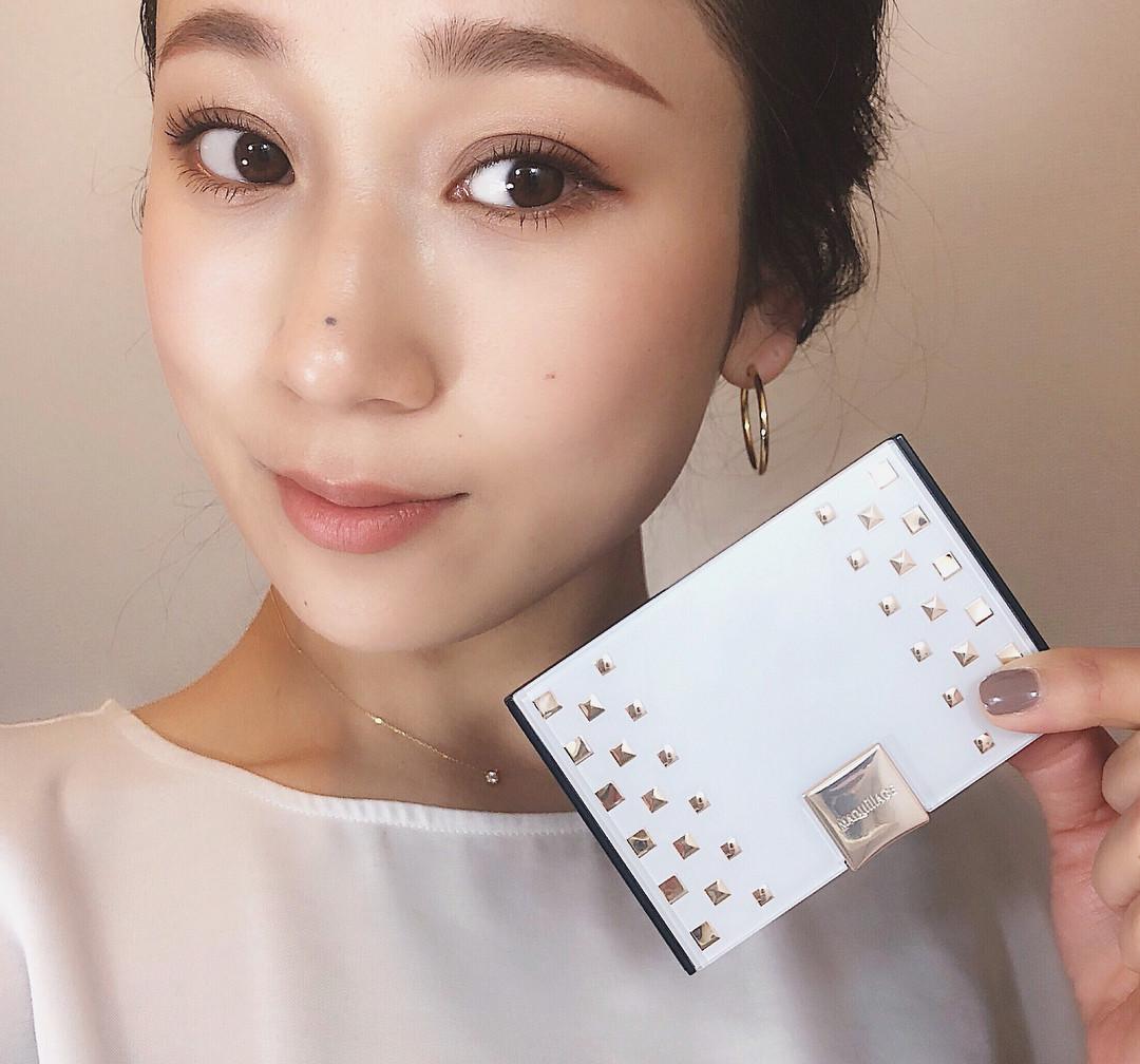 軽やかなマット肌♡マキアージュ ドラマティックパウダリーUV lucky02181014