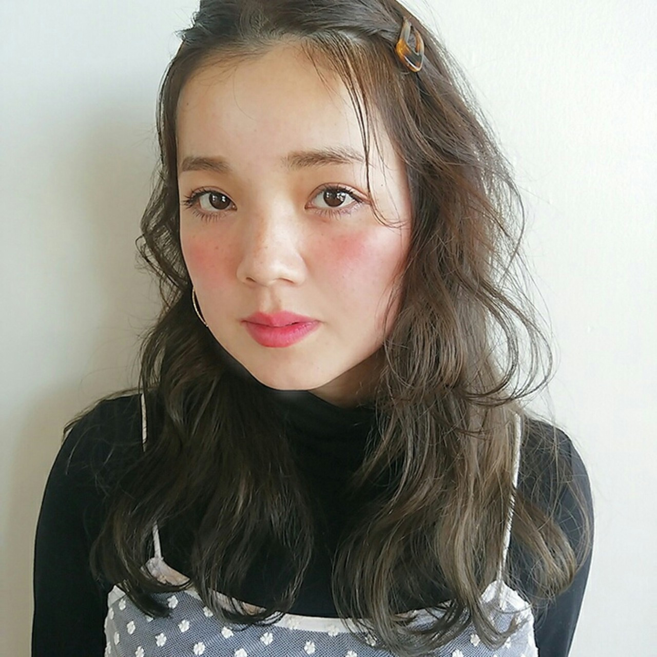 ゆるふわ こなれ感 外国人風 大人かわいい ヘアスタイルや髪型の写真・画像