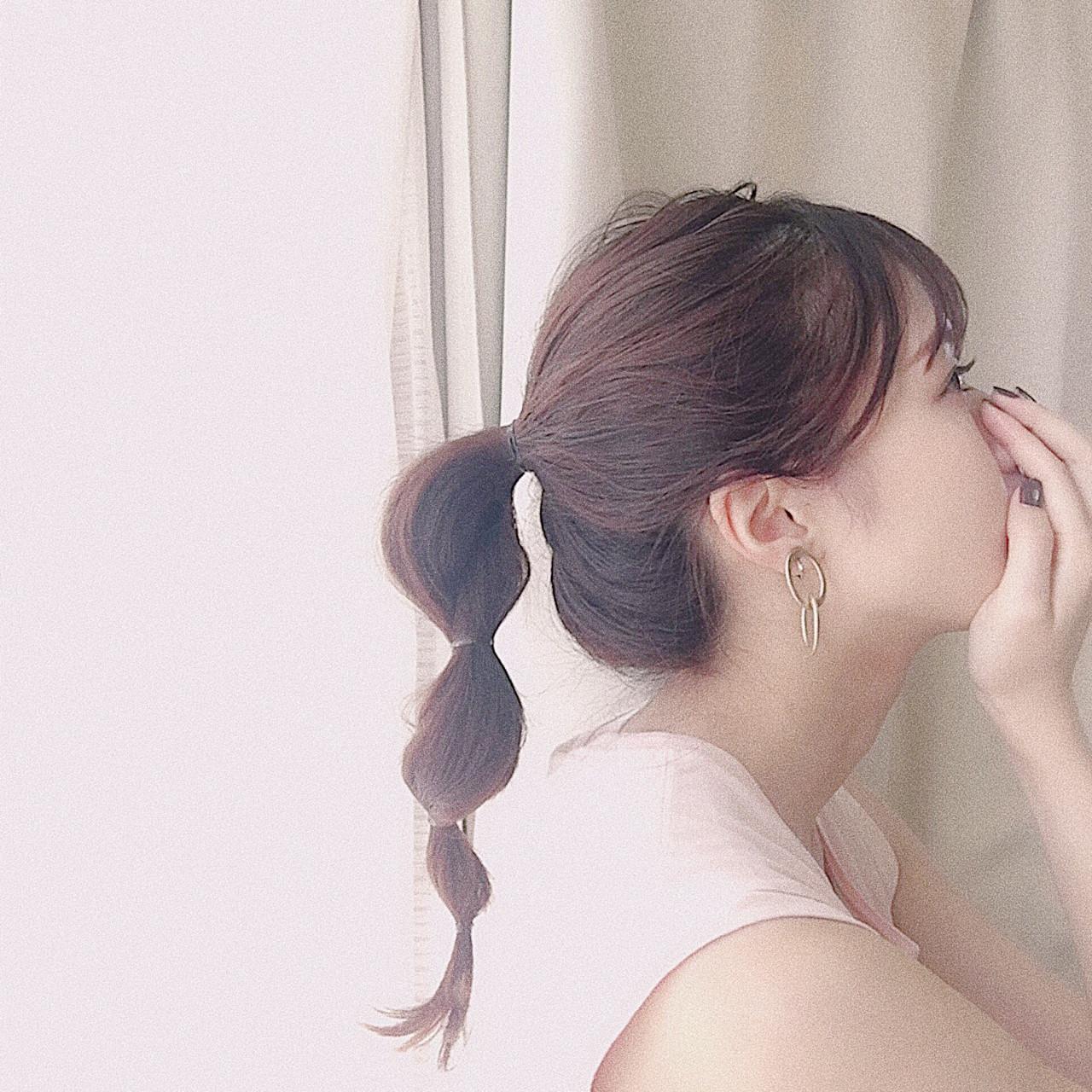 ナチュラル ヘアアレンジ 大人かわいい デート ヘアスタイルや髪型の写真・画像