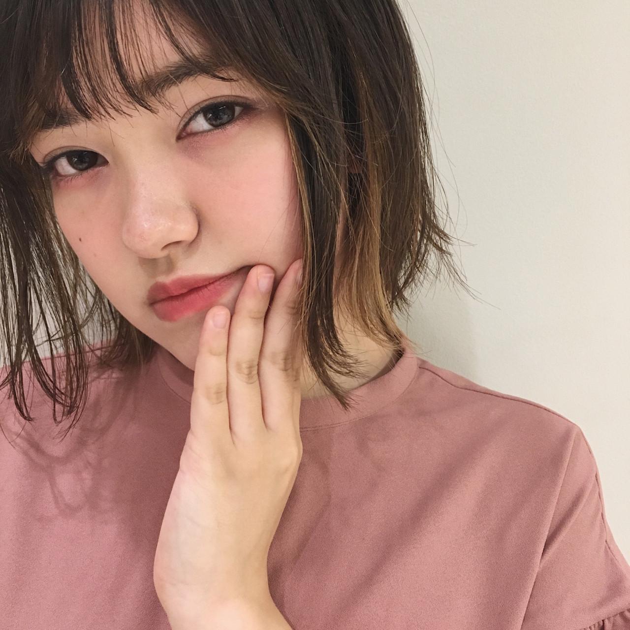 おしゃれ前髪2018♡今っぽ前髪で旬顔になっちゃおう!