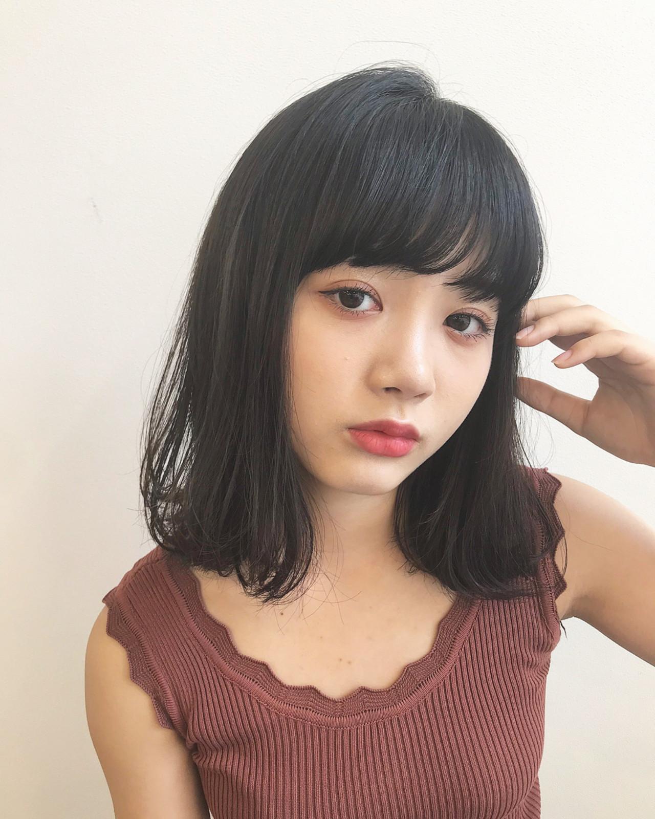 ふんわり♡ワンカールミディアム 阿比留 奨太 【sand】