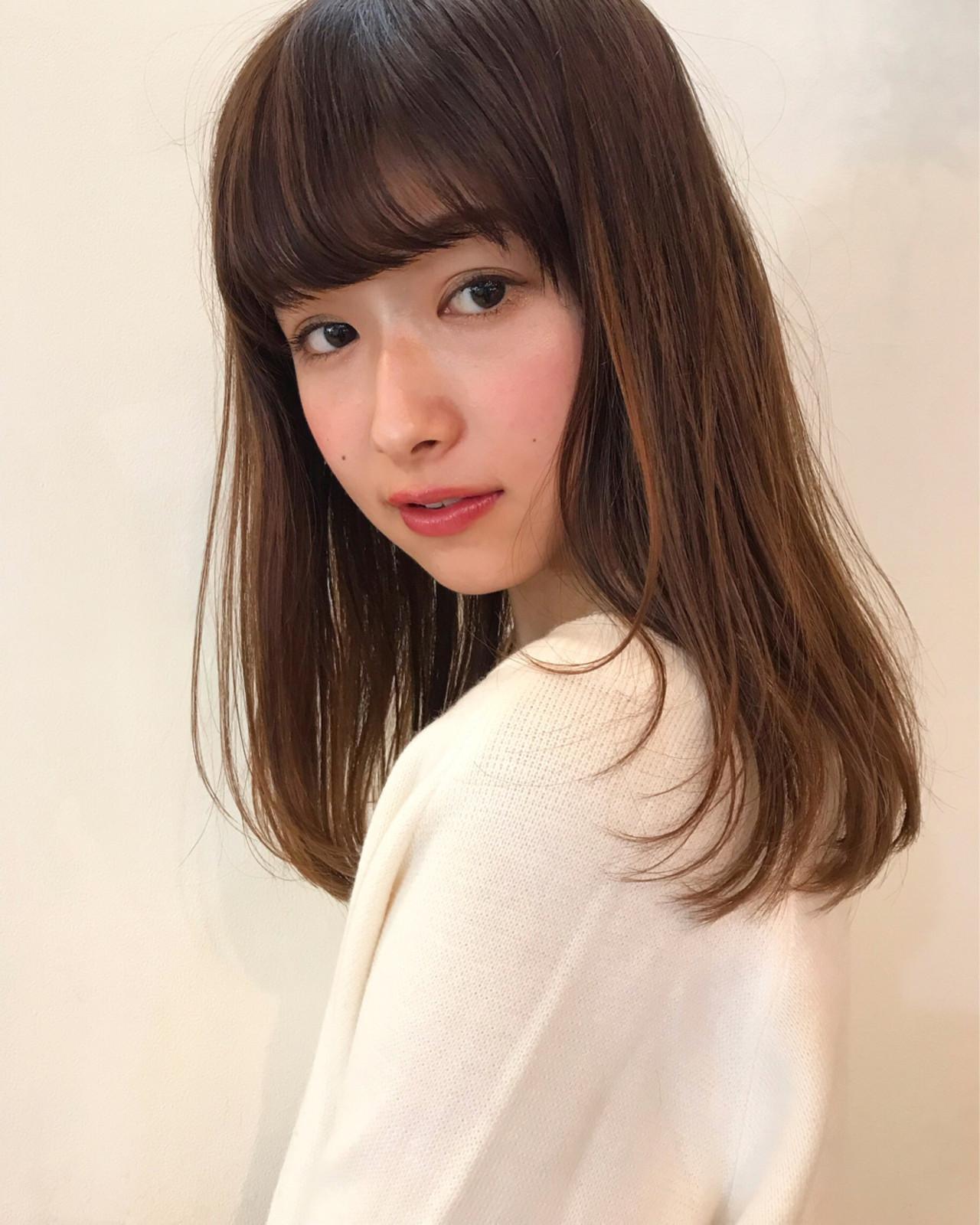 ほんのりハイライトなら男ウケもOK♡ 伊藤愛子 GARDEN