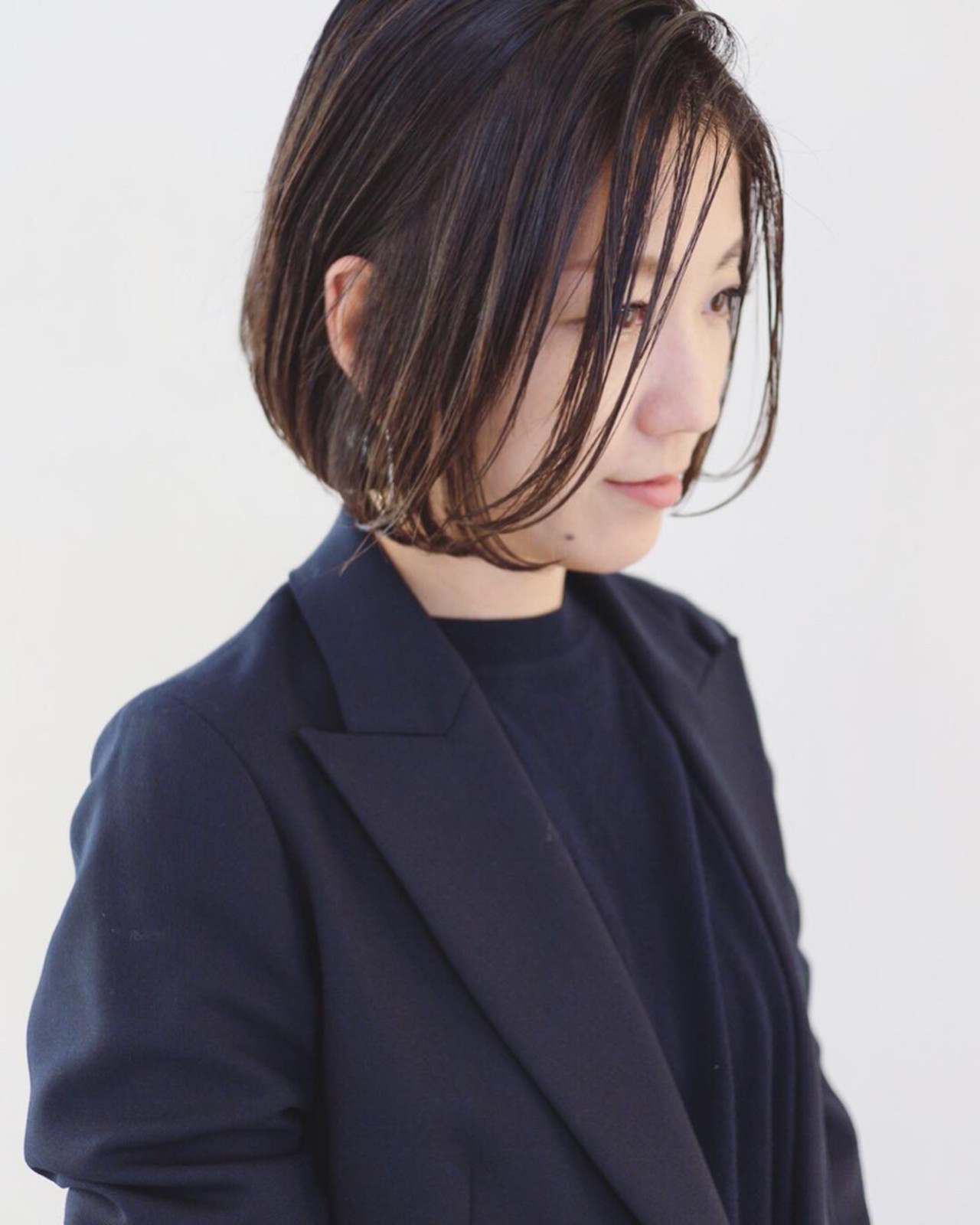 オフィスにもぴったりの大人ボブ 三好 佳奈美  Baco.(バコ)