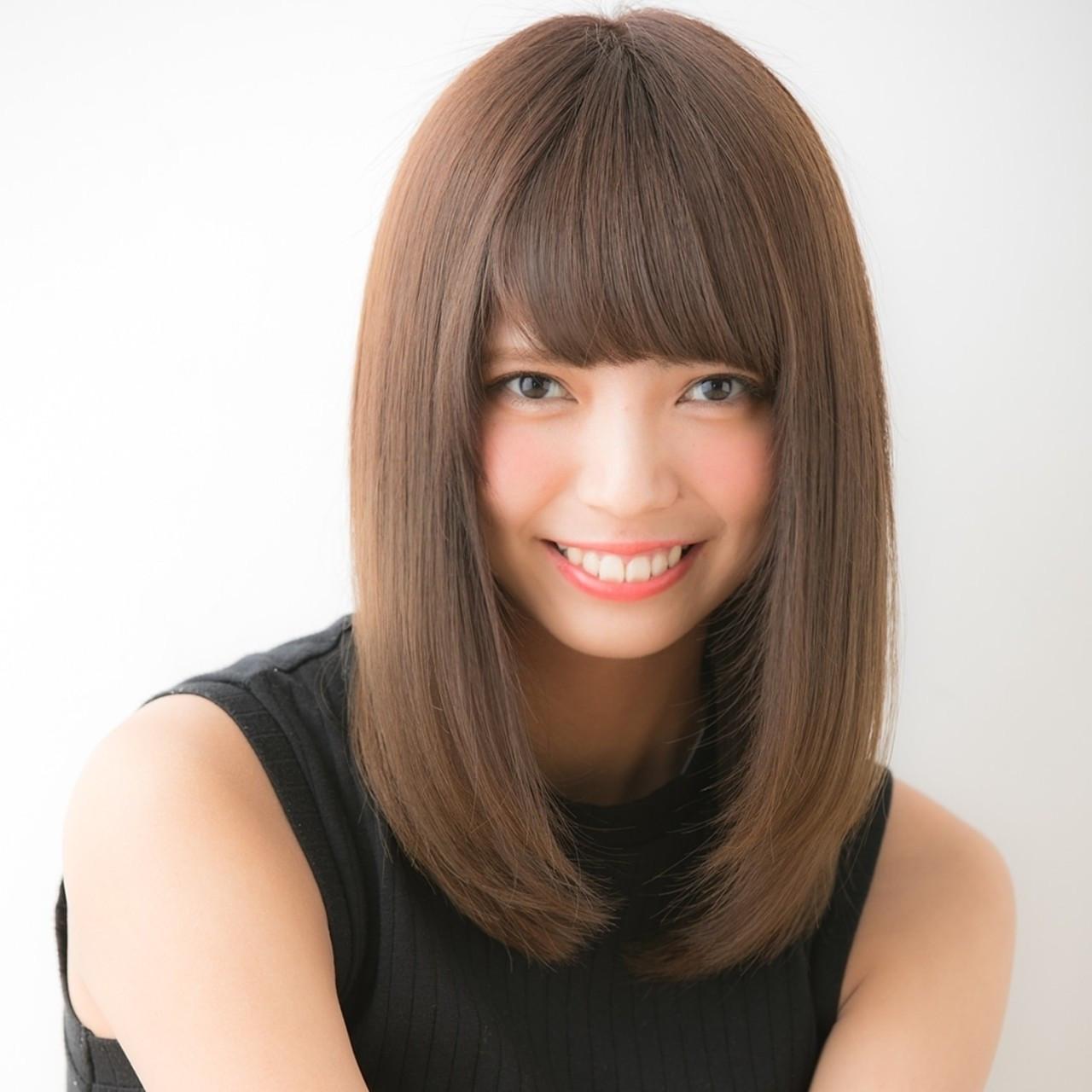 オータムタイプに似合う髪色は? 小松 雄太