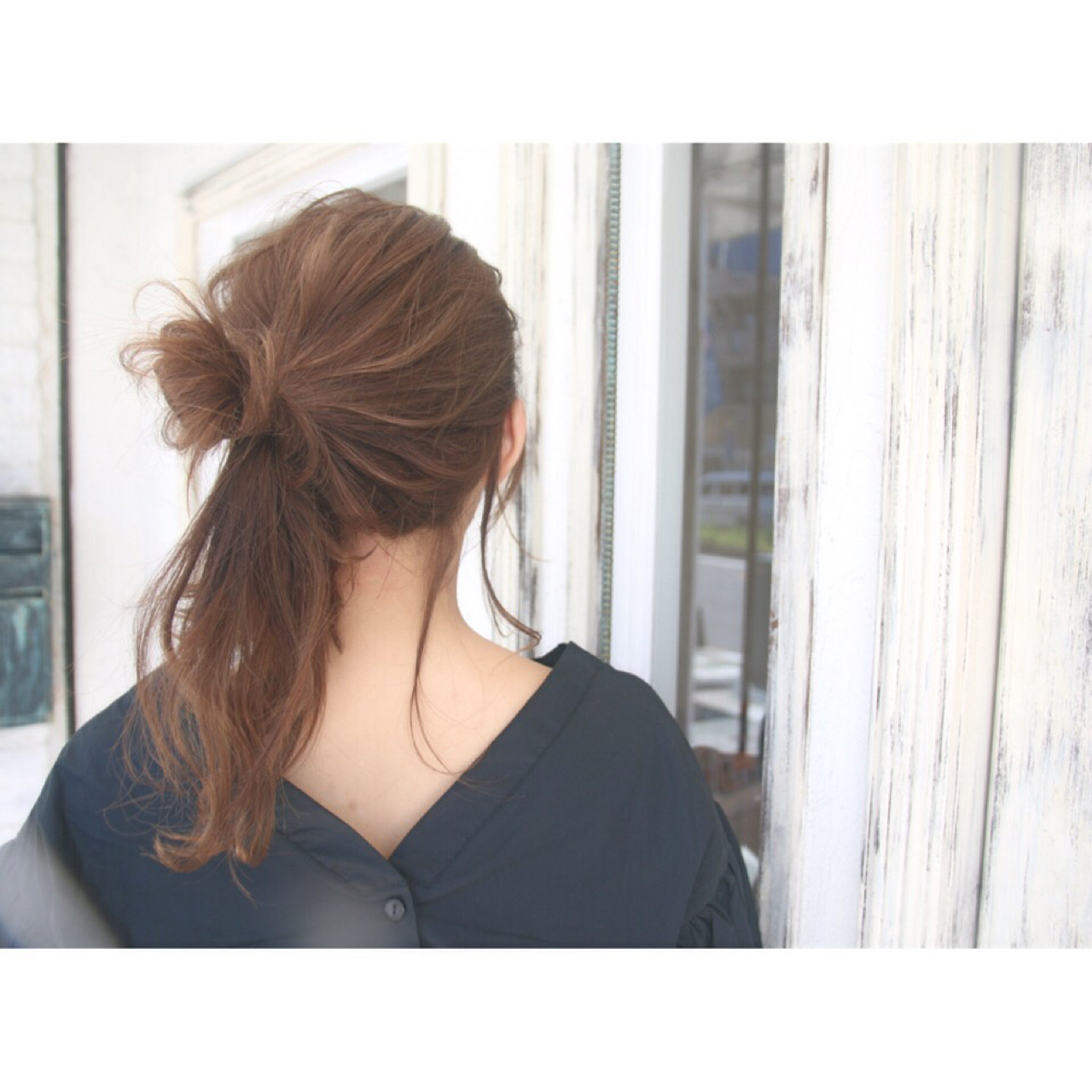 女子会 ナチュラル ロング デート ヘアスタイルや髪型の写真・画像