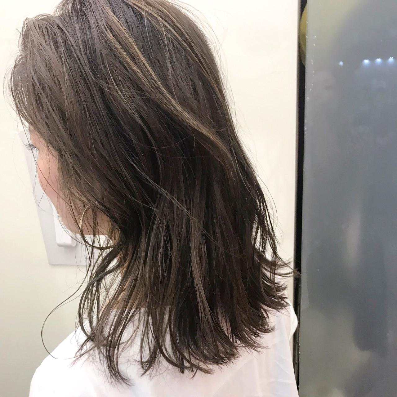 重い髪は毛先を切りっぱなしに! yumiko/sapporoSKNOW