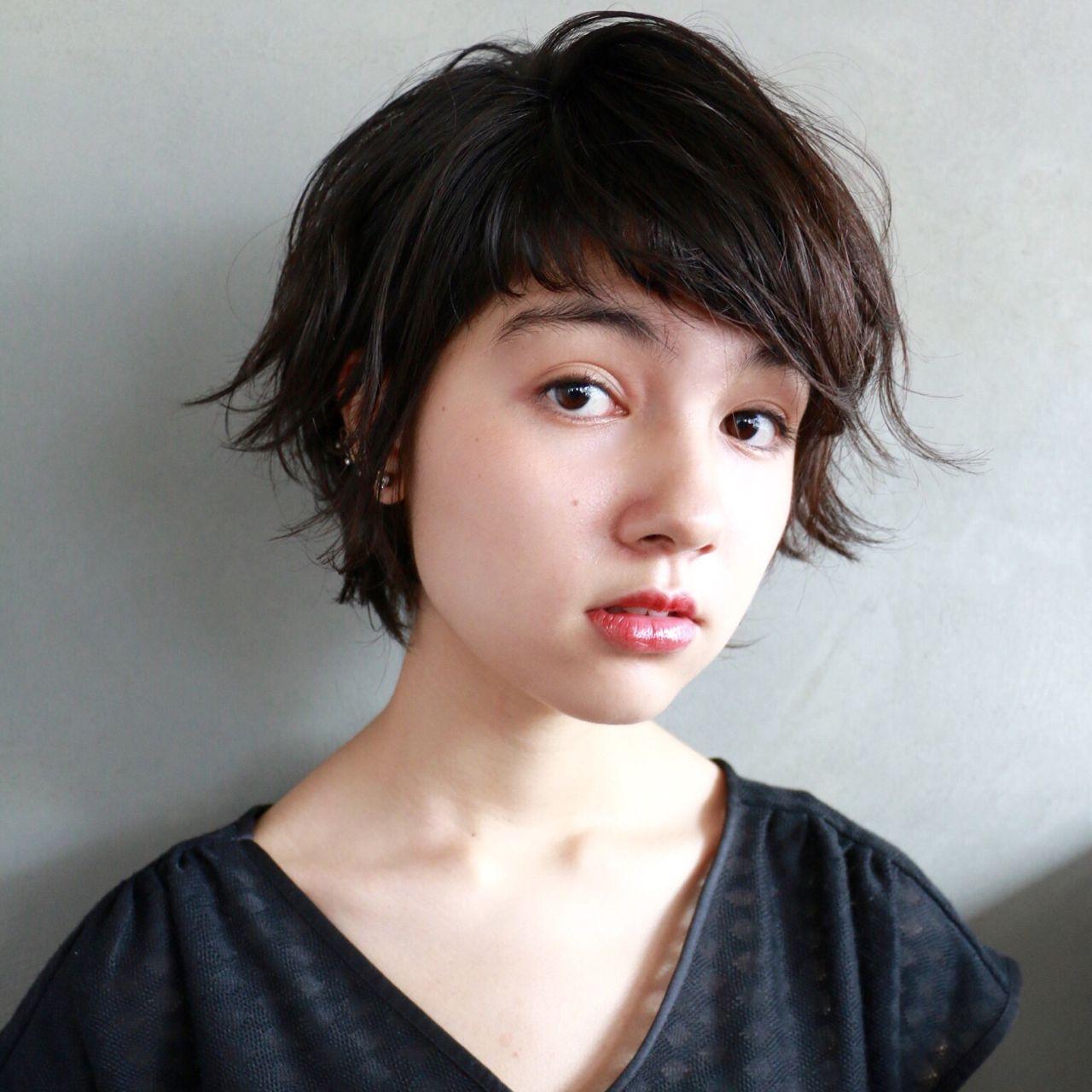 冬髪を可愛くするには前髪ありがカギ♡オシャレ度UPしちゃお!