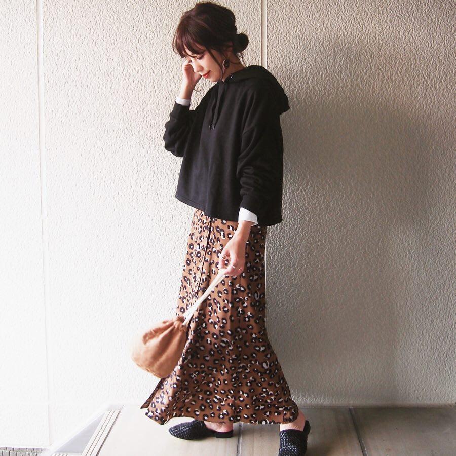 寒い冬も女性らしくいたい!そんなアナタのロングスカートコーデ♡