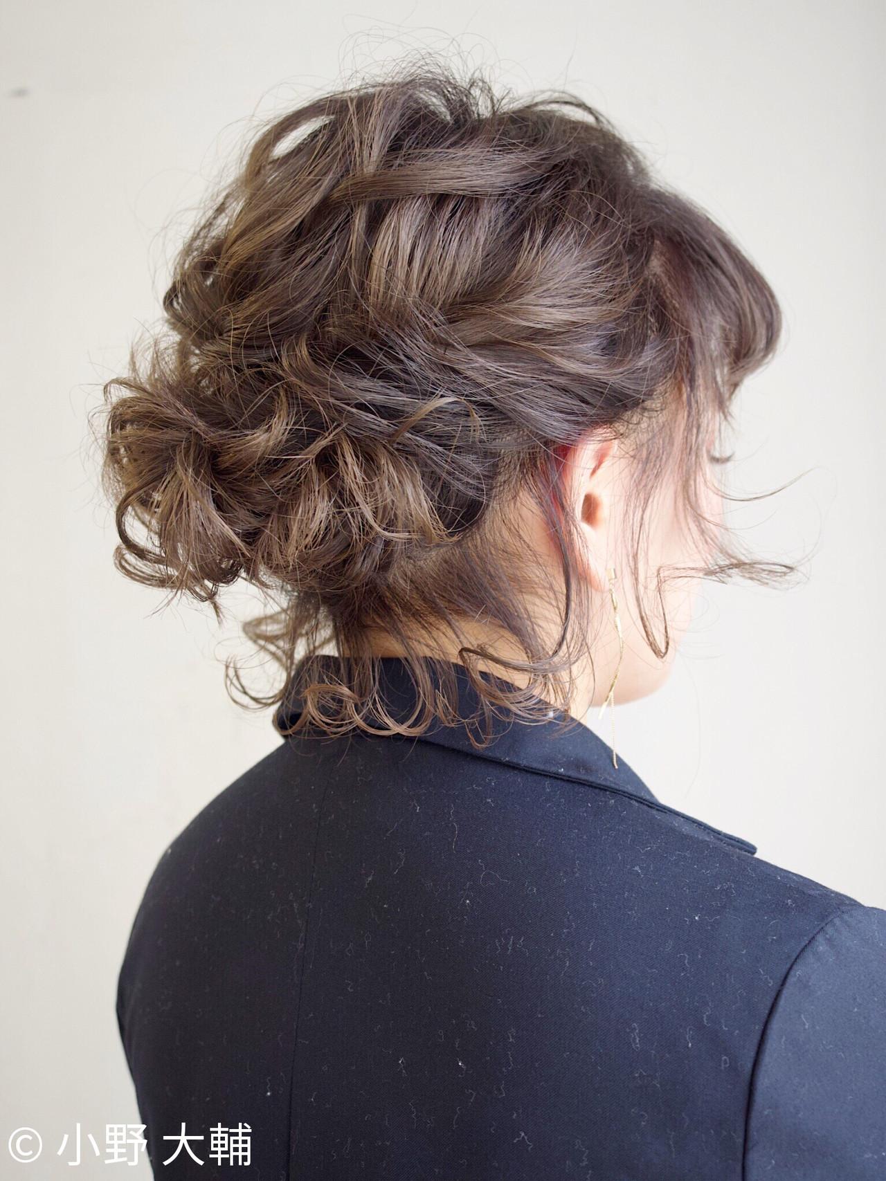 ヘアアレンジ 結婚式 アンニュイほつれヘア ナチュラル ヘアスタイルや髪型の写真・画像