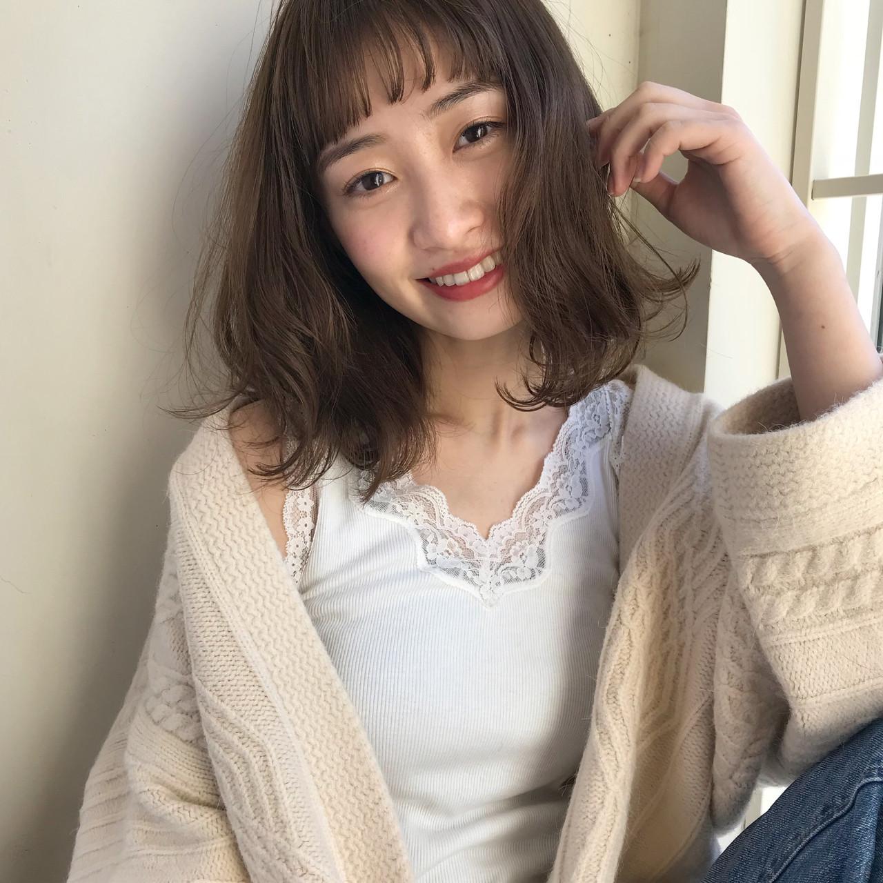 ふんわり愛され♡ほの揺れロブ 伊藤愛子 GARDEN