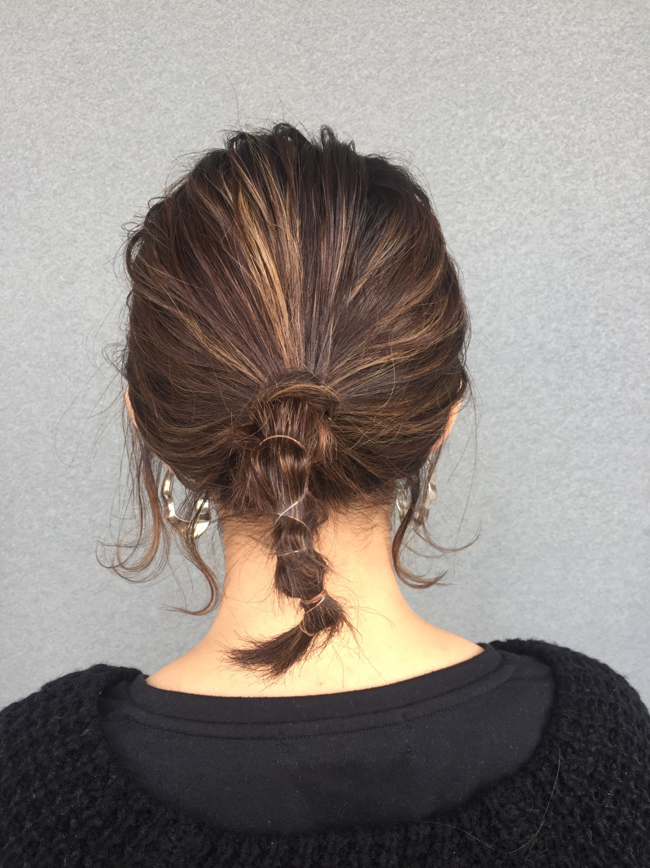 デート ショート ヘアアレンジ ナチュラル ヘアスタイルや髪型の写真・画像