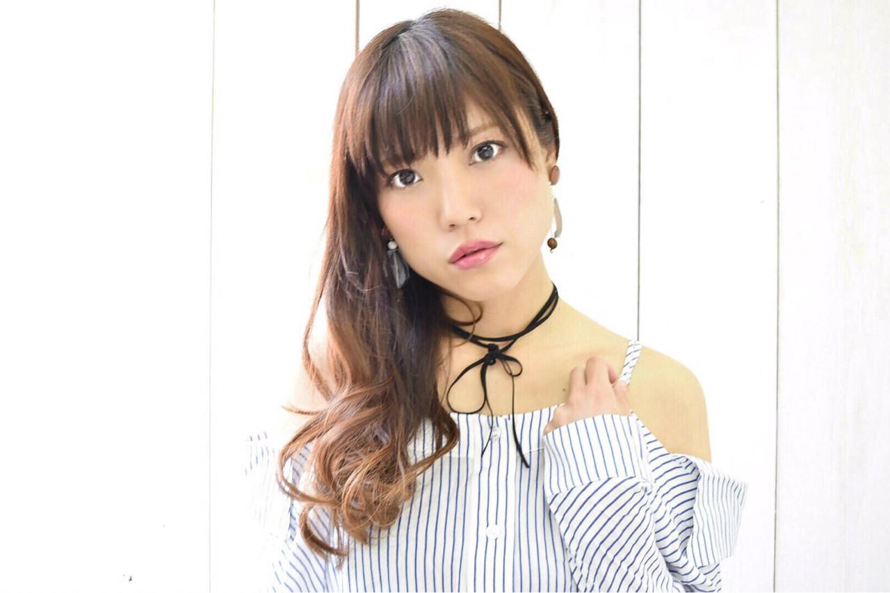 サイドよせでエレガントに大人っぽく♪ Marika Yoshioka