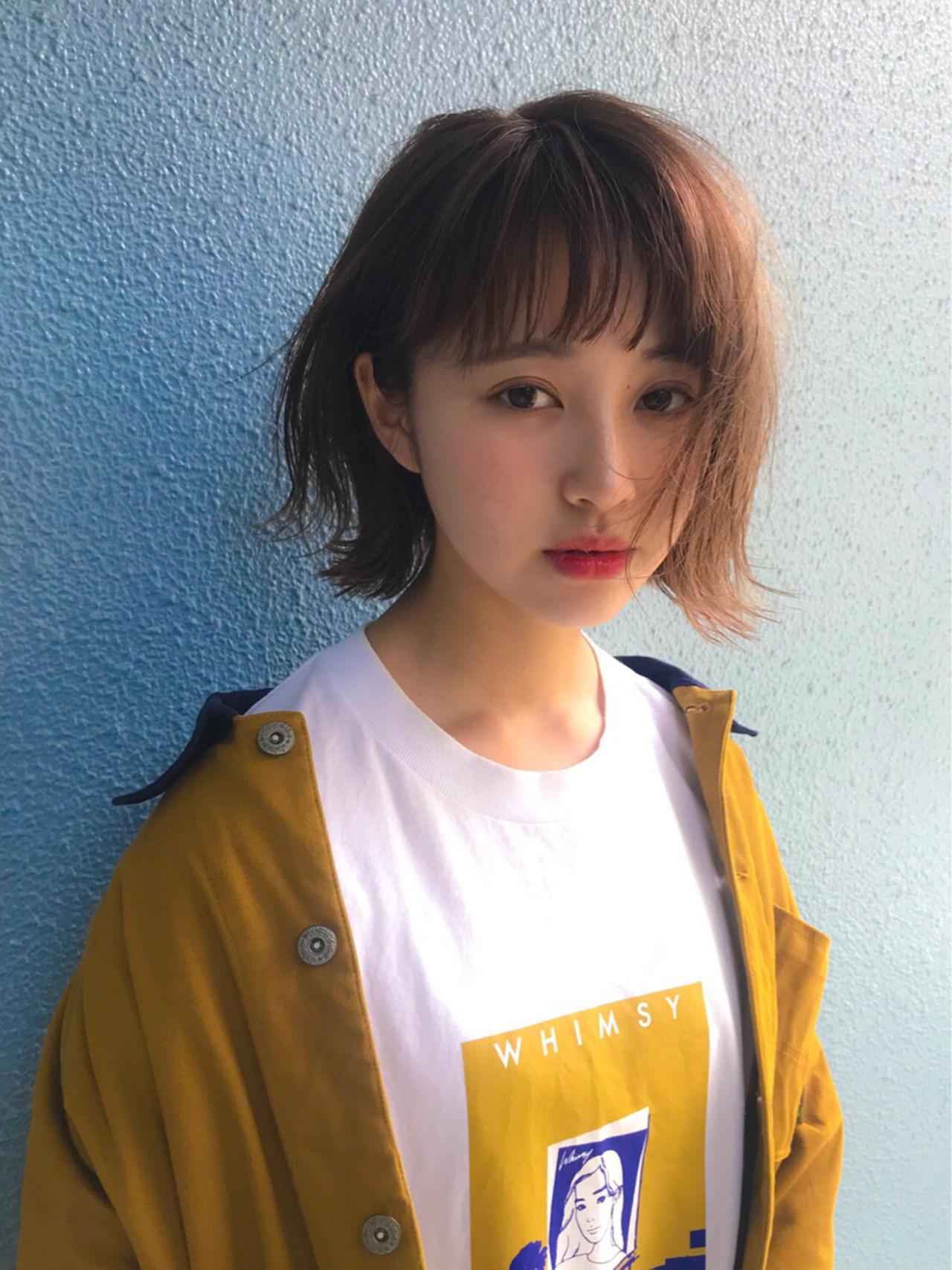 メンズ受け◎なフェミニンダブルカラー ichiro.