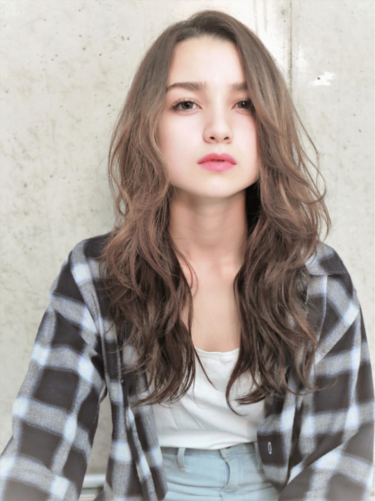 秋 モテ髪 冬 ストリート ヘアスタイルや髪型の写真・画像